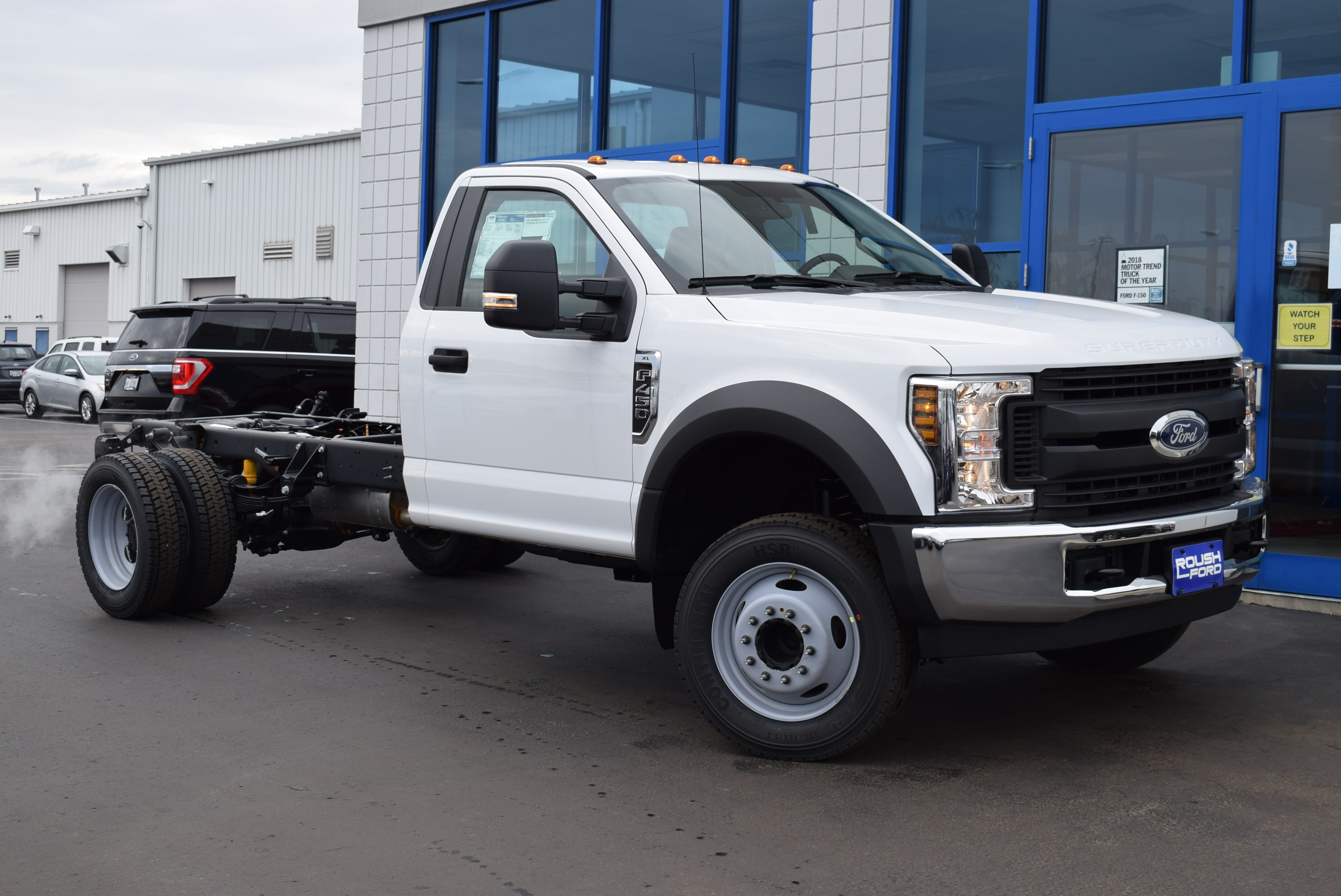 2019 F-450 Regular Cab DRW 4x2,  Cab Chassis #T19147 - photo 3