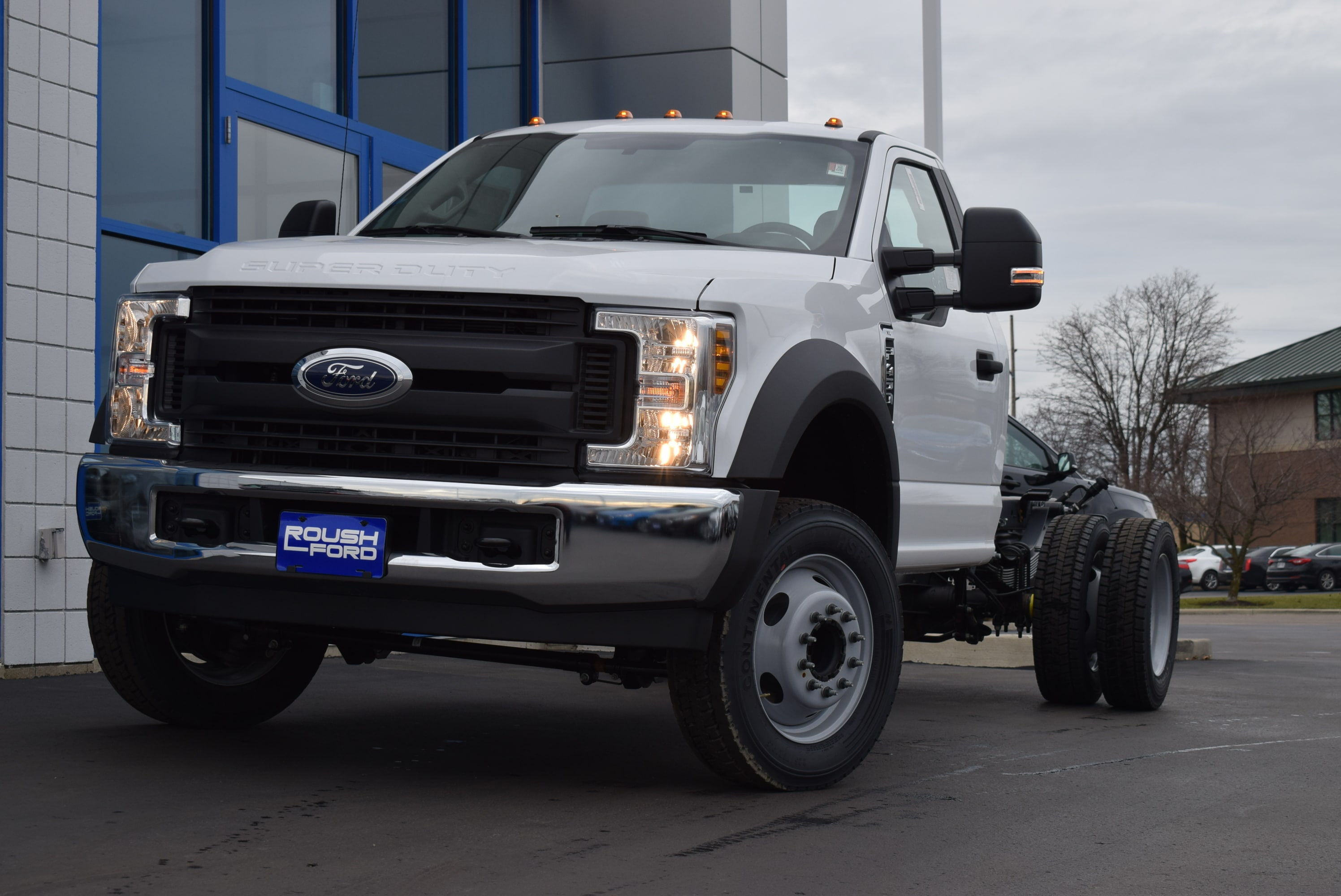 2019 F-450 Regular Cab DRW 4x2,  Cab Chassis #T19147 - photo 4