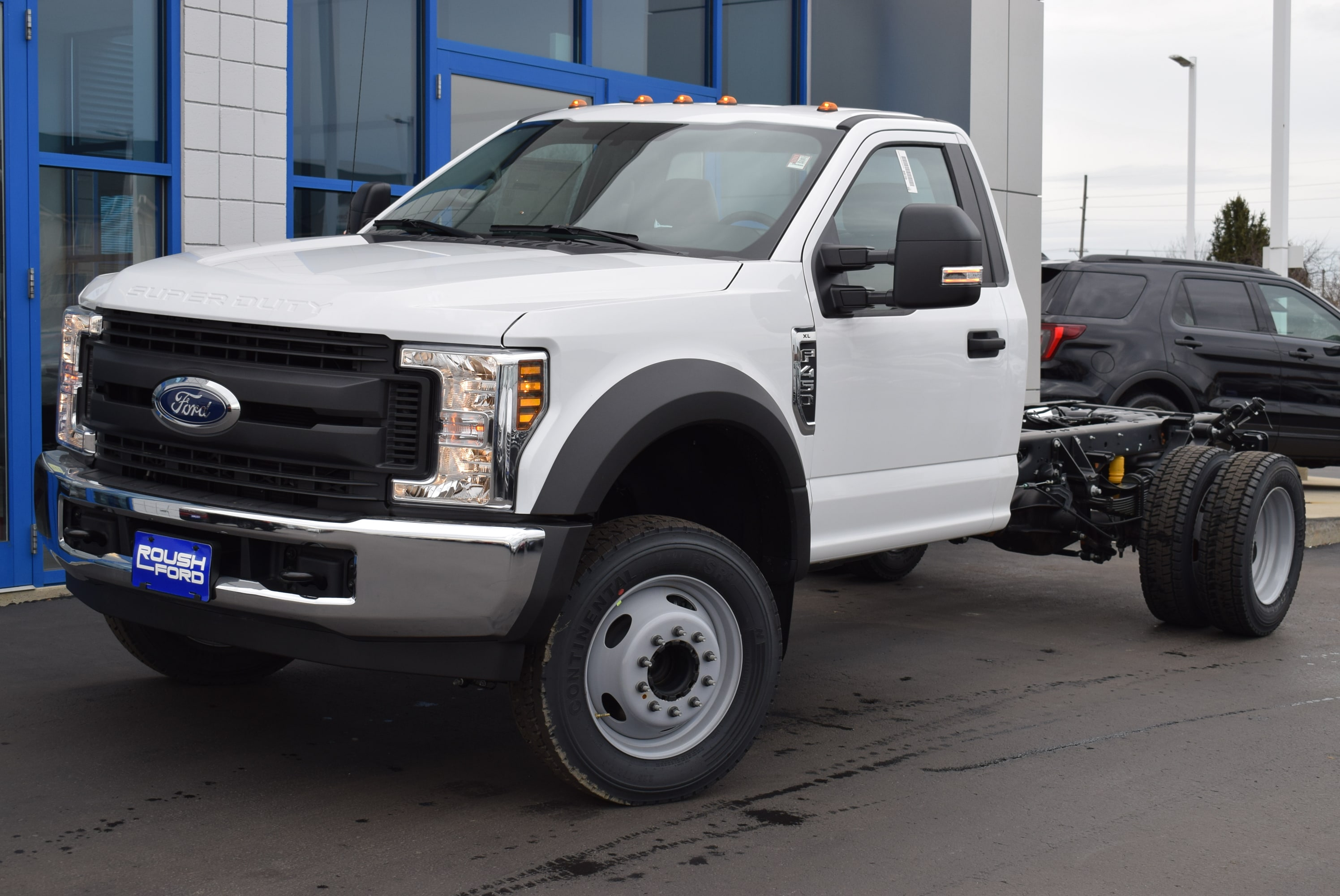 2019 F-450 Regular Cab DRW 4x2,  Cab Chassis #T19147 - photo 5