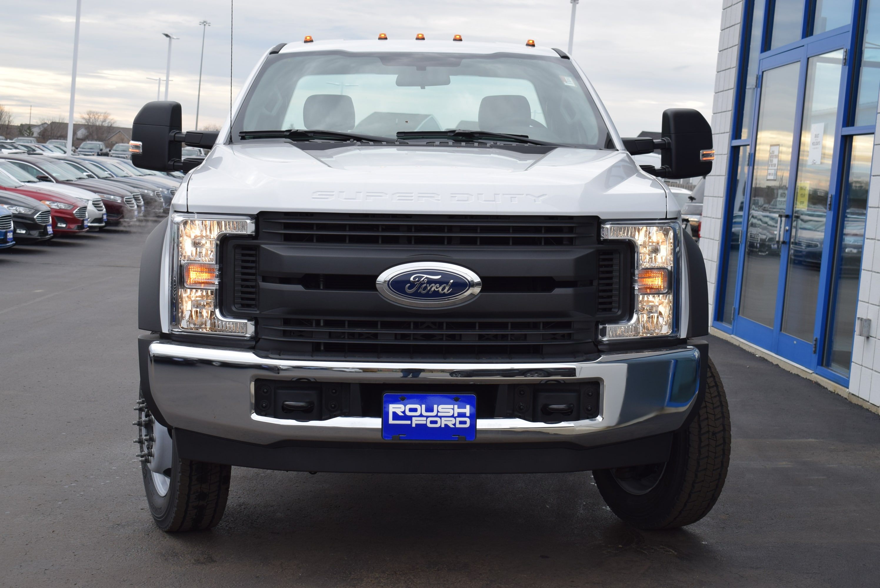 2019 F-450 Regular Cab DRW 4x2,  Cab Chassis #T19147 - photo 6