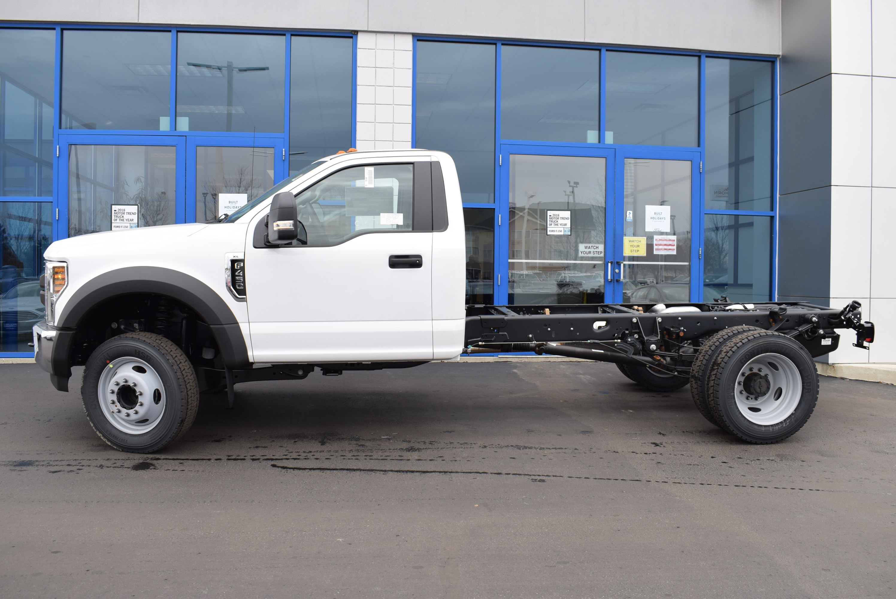 2019 F-450 Regular Cab DRW 4x2,  Cab Chassis #T19147 - photo 8