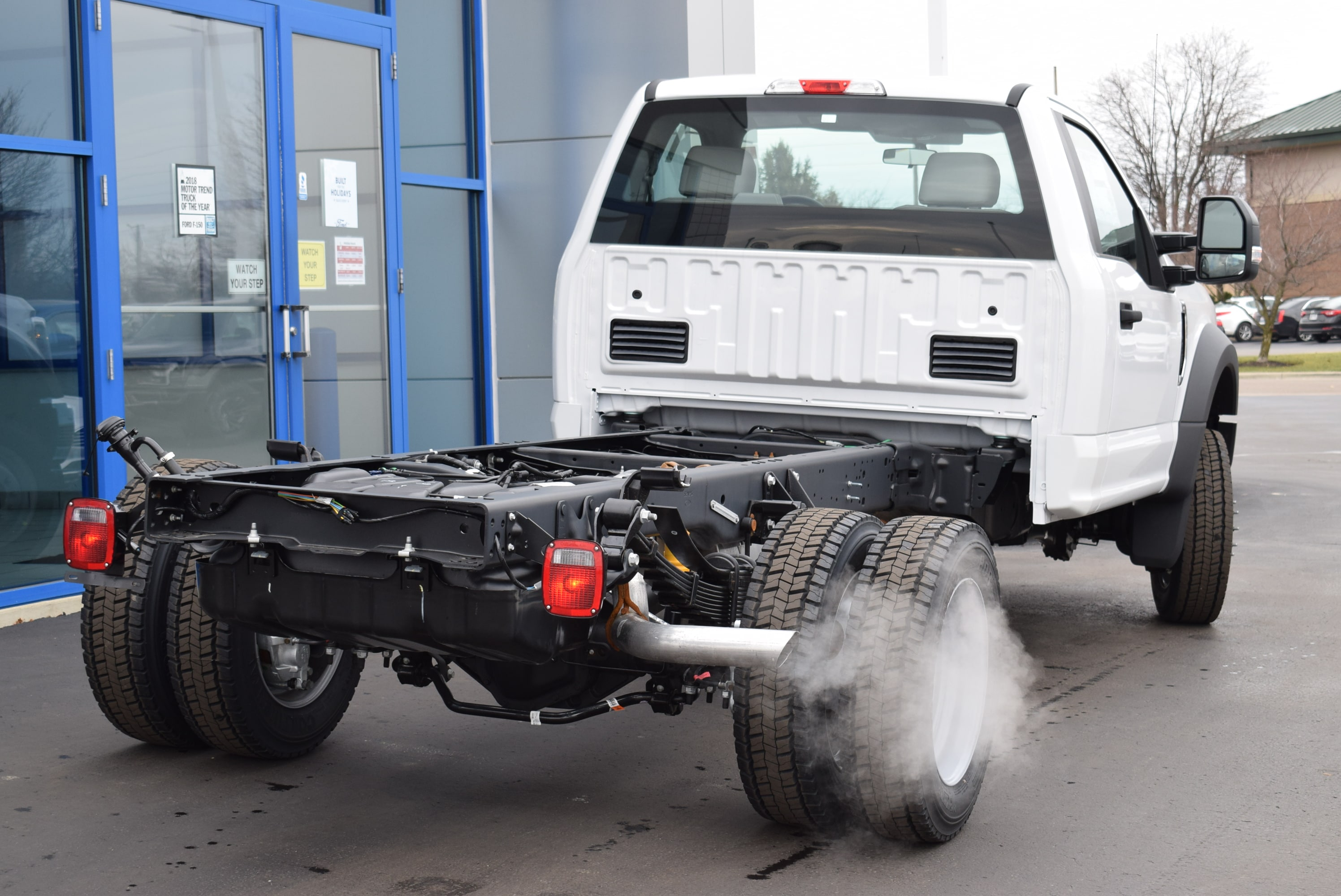 2019 F-450 Regular Cab DRW 4x2,  Cab Chassis #T19147 - photo 2