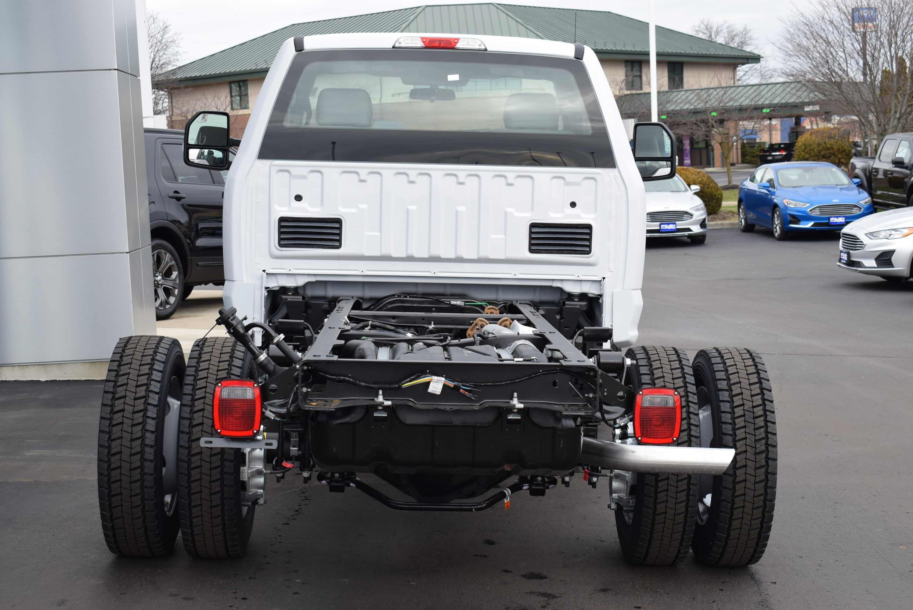 2019 F-450 Regular Cab DRW 4x4,  Cab Chassis #T19148 - photo 10