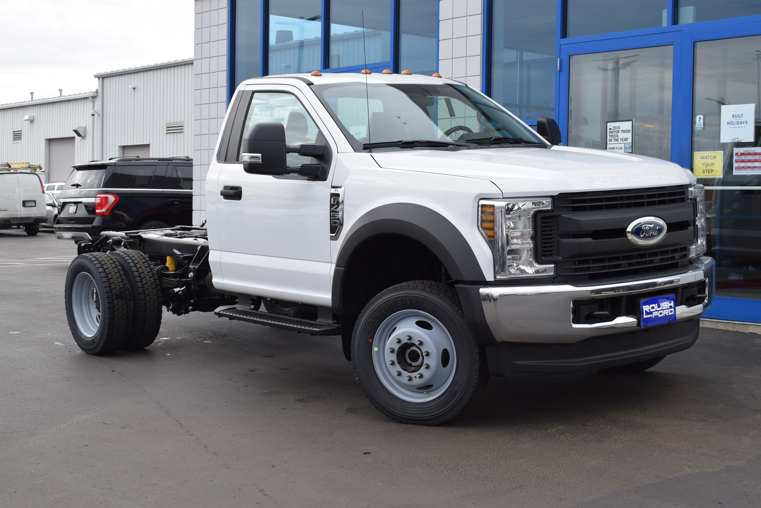 2019 F-450 Regular Cab DRW 4x4,  Cab Chassis #T19148 - photo 3