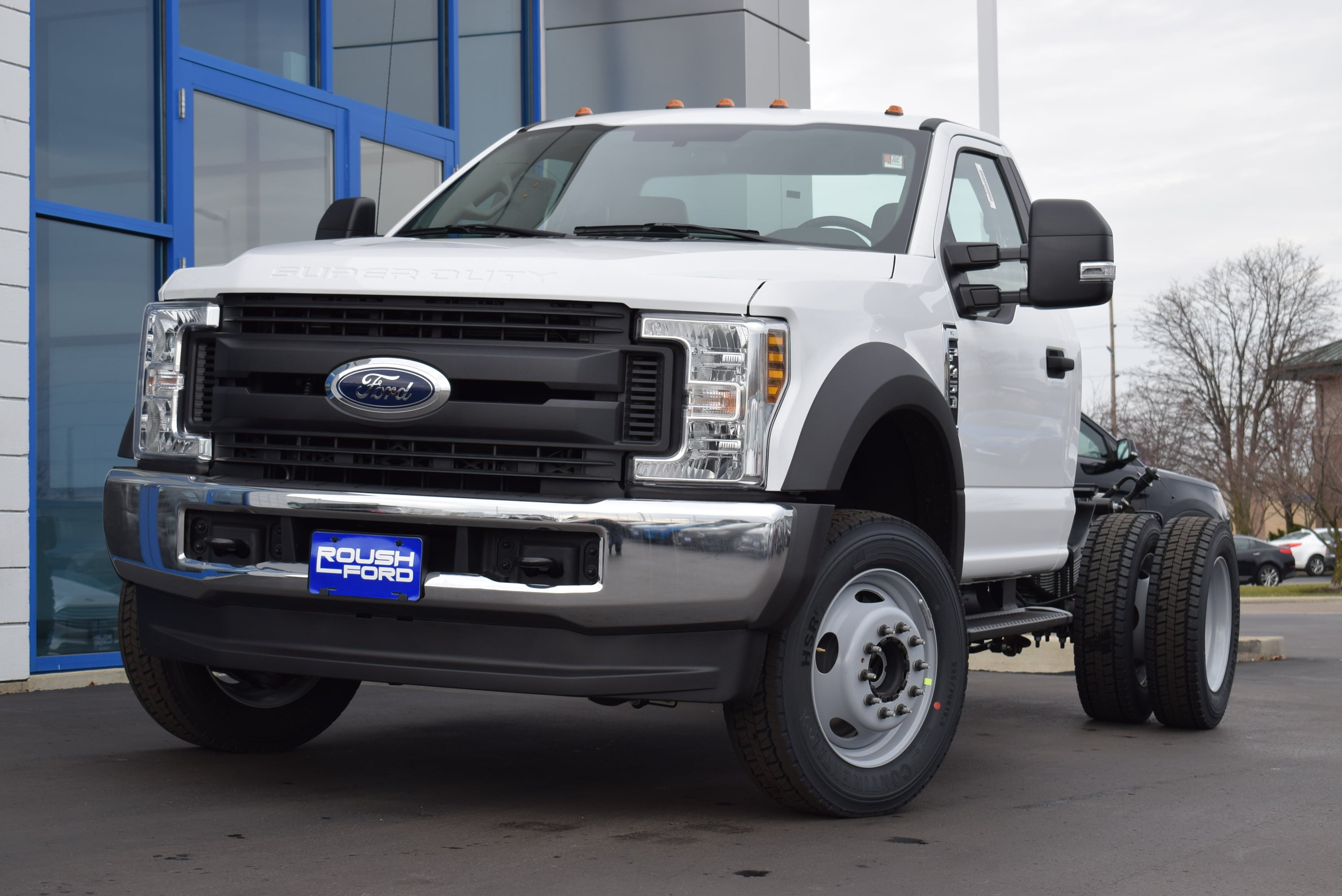 2019 F-450 Regular Cab DRW 4x4,  Cab Chassis #T19148 - photo 4