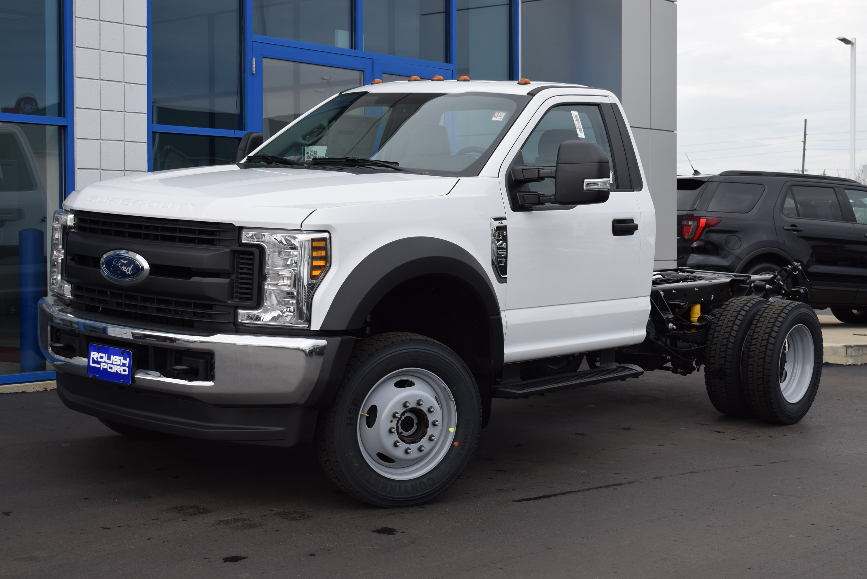 2019 F-450 Regular Cab DRW 4x4,  Cab Chassis #T19148 - photo 5