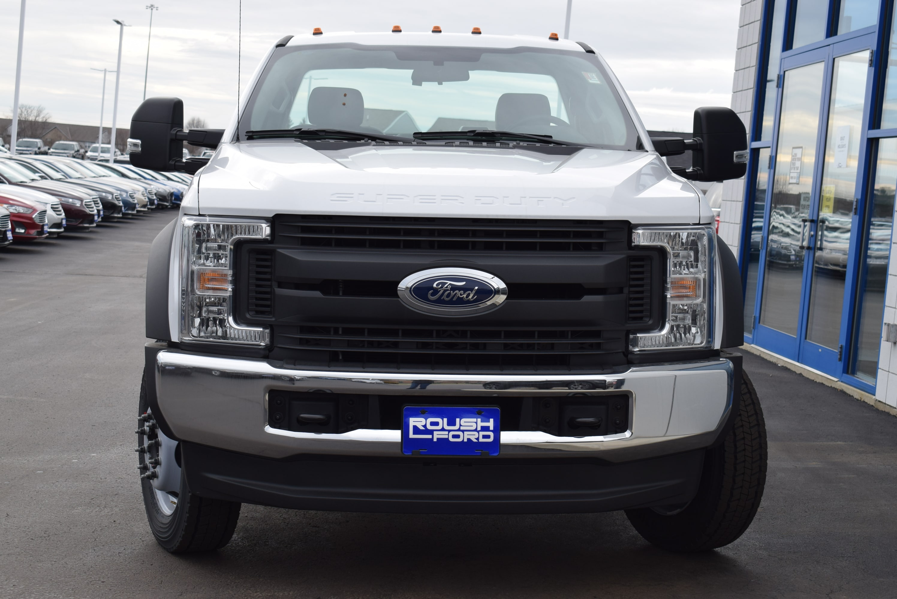 2019 F-450 Regular Cab DRW 4x4,  Cab Chassis #T19148 - photo 6