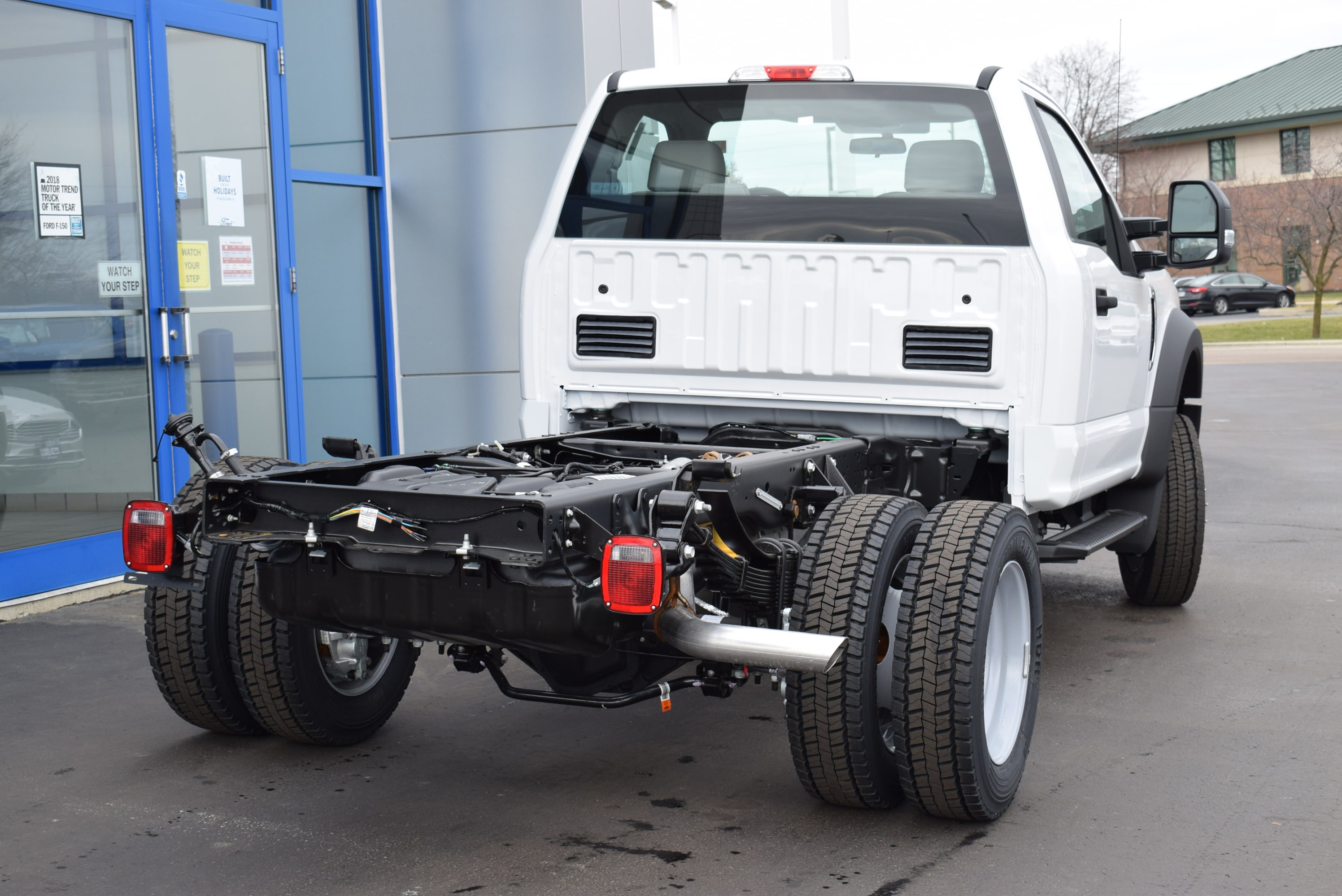 2019 F-450 Regular Cab DRW 4x4,  Cab Chassis #T19148 - photo 2