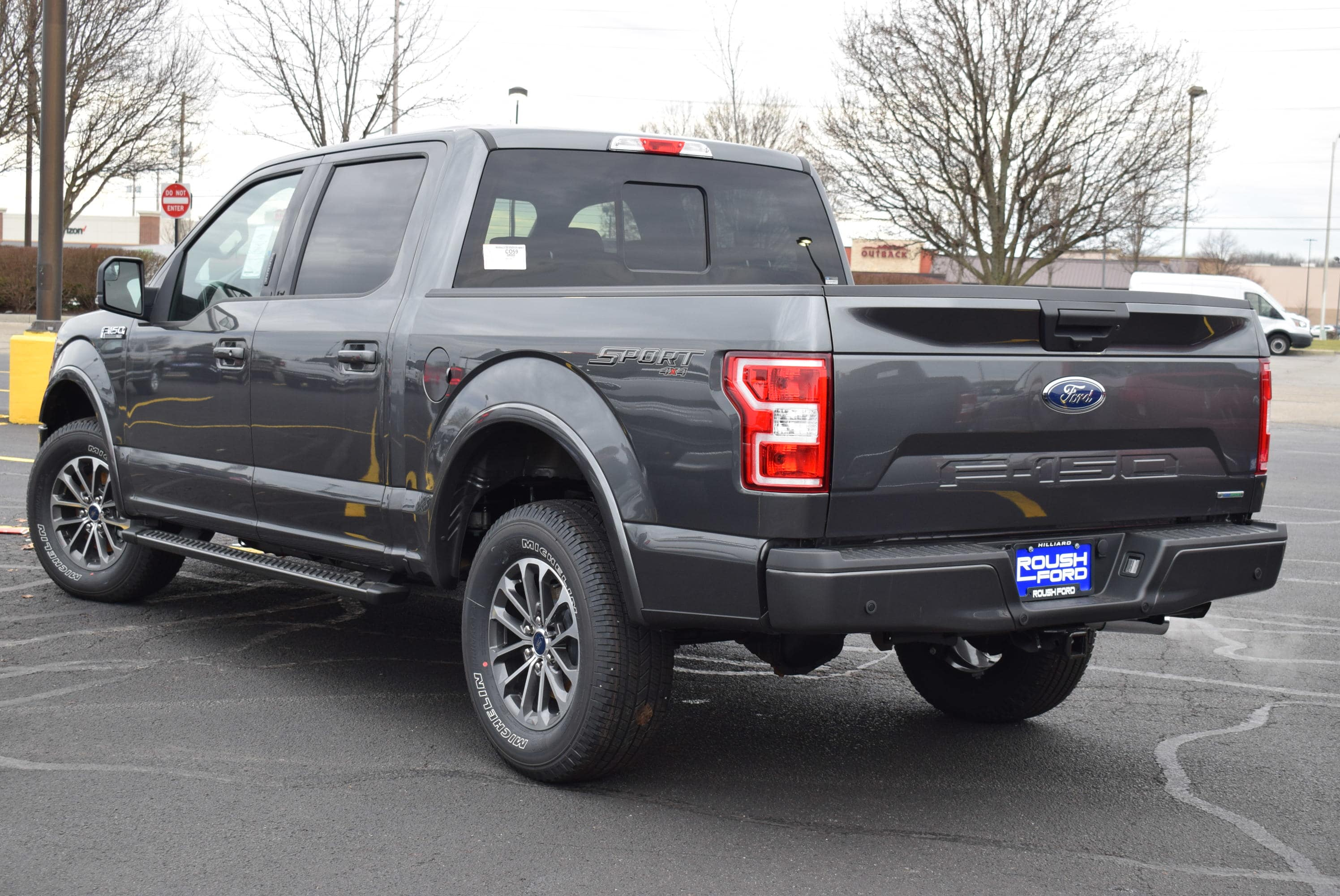 2019 F-150 SuperCrew Cab 4x4,  Pickup #T19150 - photo 2