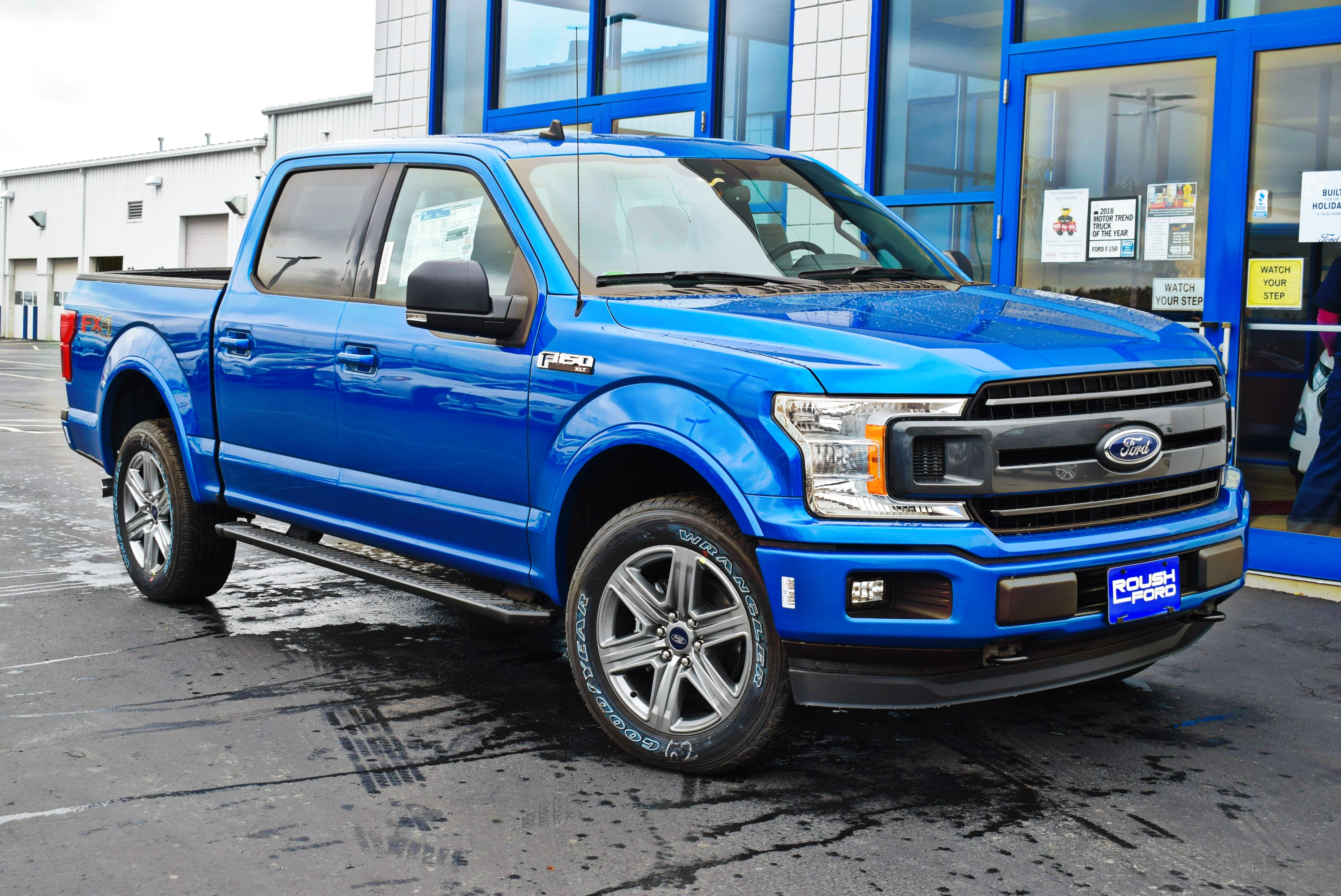 2019 F-150 SuperCrew Cab 4x4,  Pickup #T19152 - photo 3