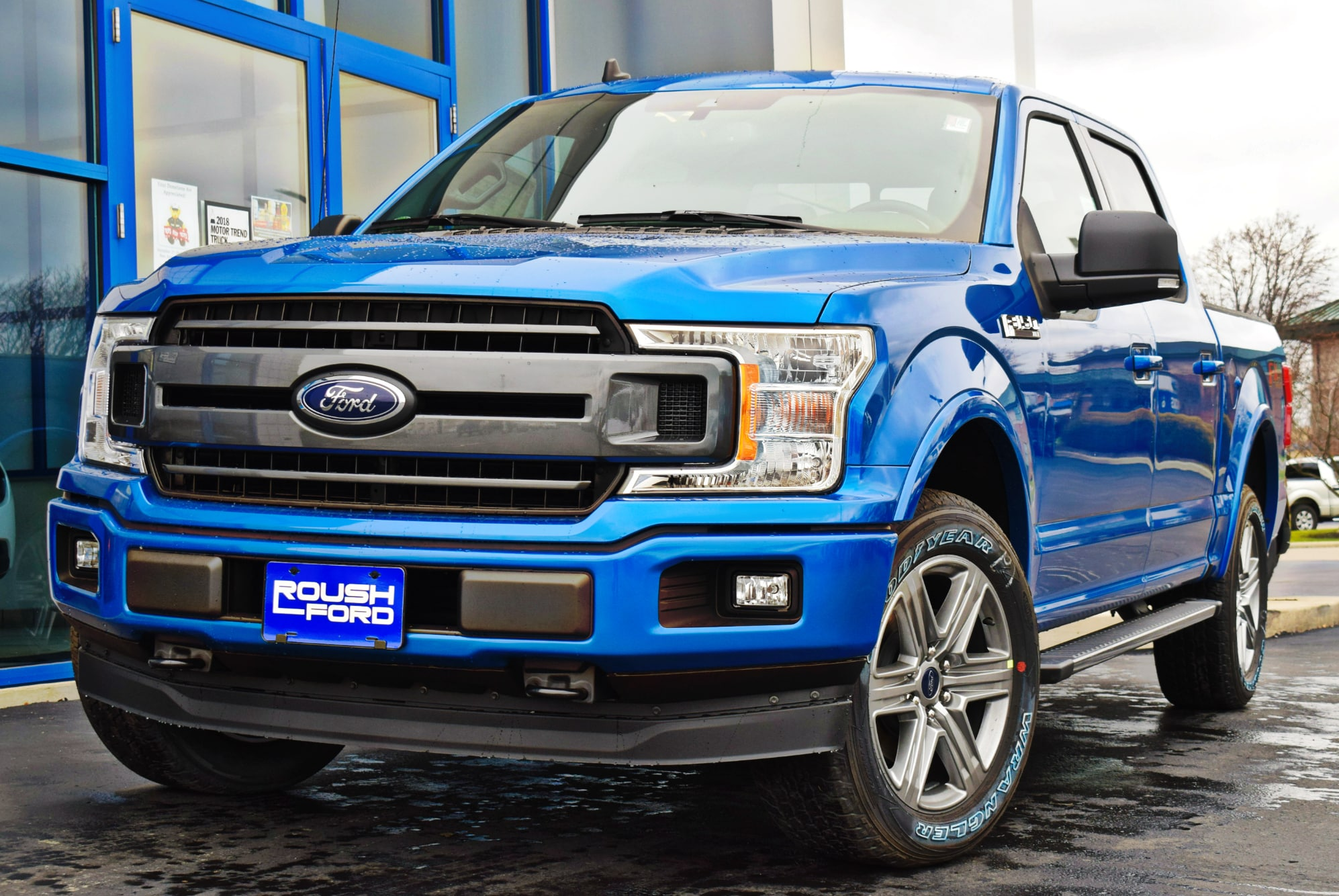 2019 F-150 SuperCrew Cab 4x4,  Pickup #T19152 - photo 4