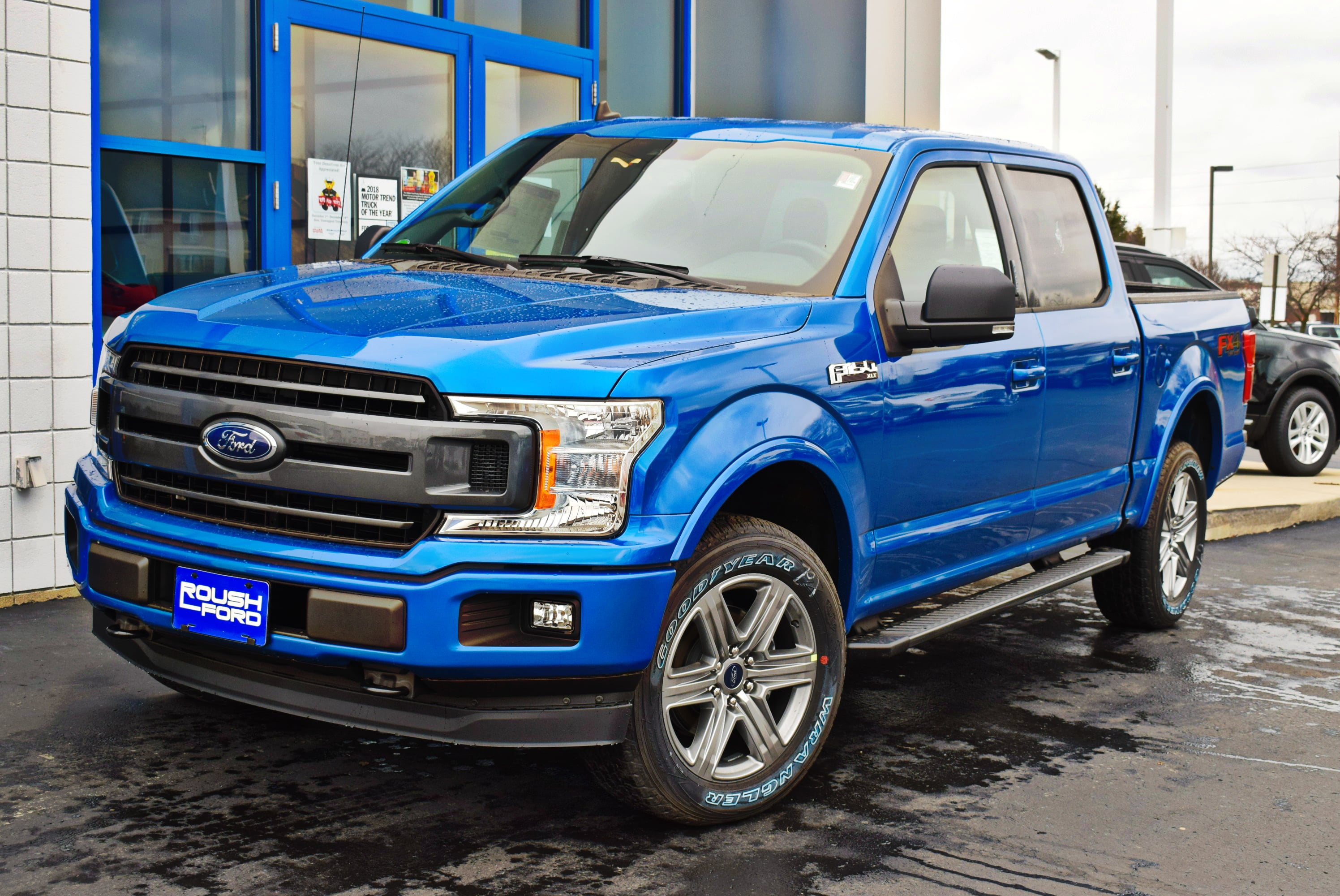 2019 F-150 SuperCrew Cab 4x4,  Pickup #T19152 - photo 5