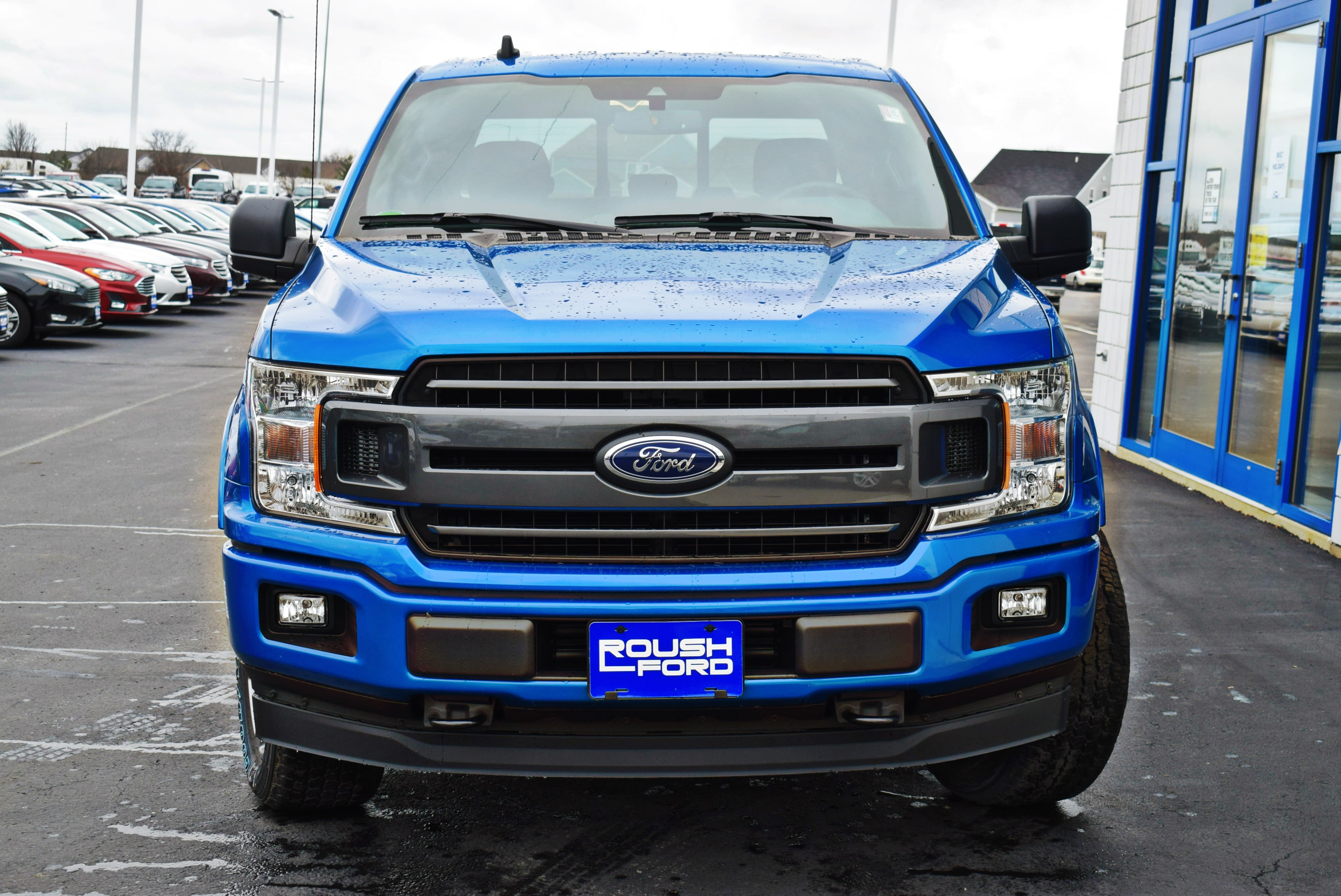 2019 F-150 SuperCrew Cab 4x4,  Pickup #T19152 - photo 6