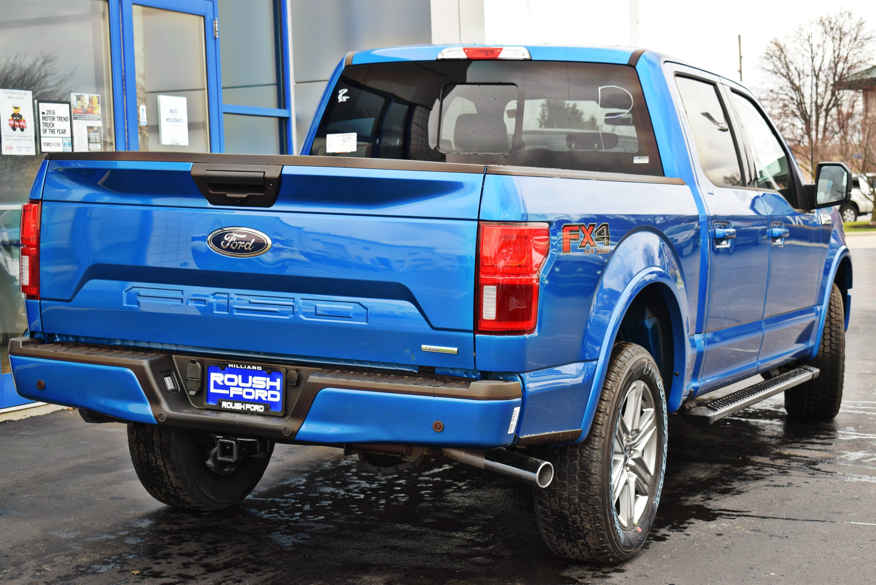 2019 F-150 SuperCrew Cab 4x4,  Pickup #T19152 - photo 2