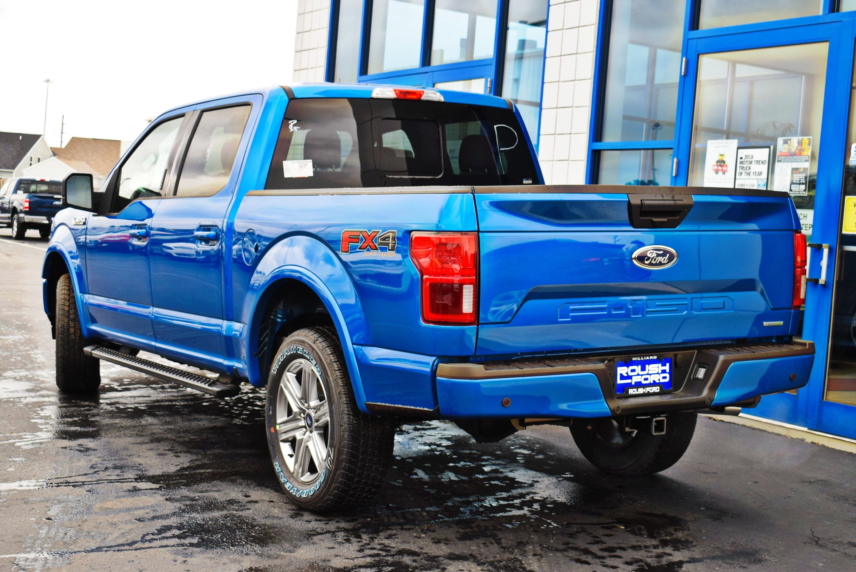 2019 F-150 SuperCrew Cab 4x4,  Pickup #T19152 - photo 9
