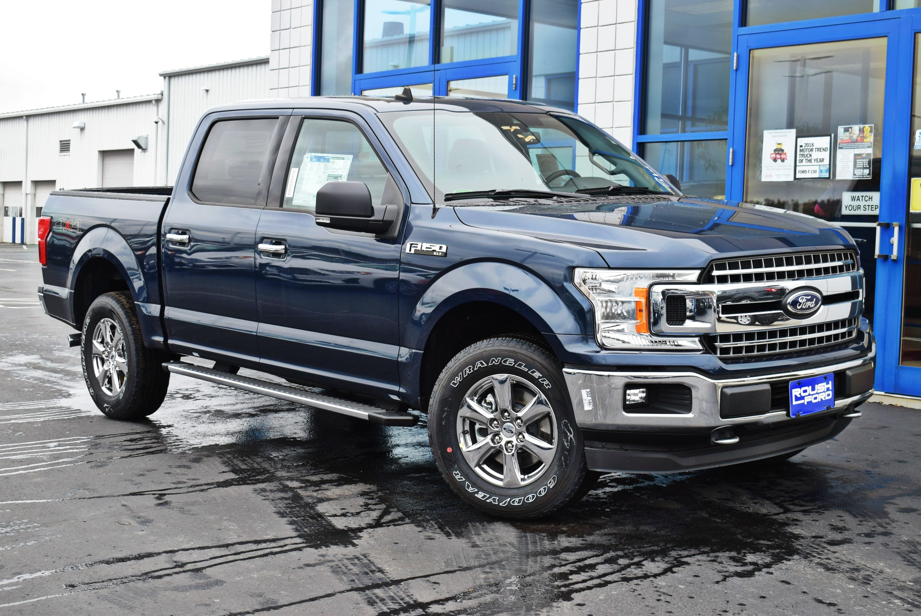 2019 F-150 SuperCrew Cab 4x4,  Pickup #T19155 - photo 3
