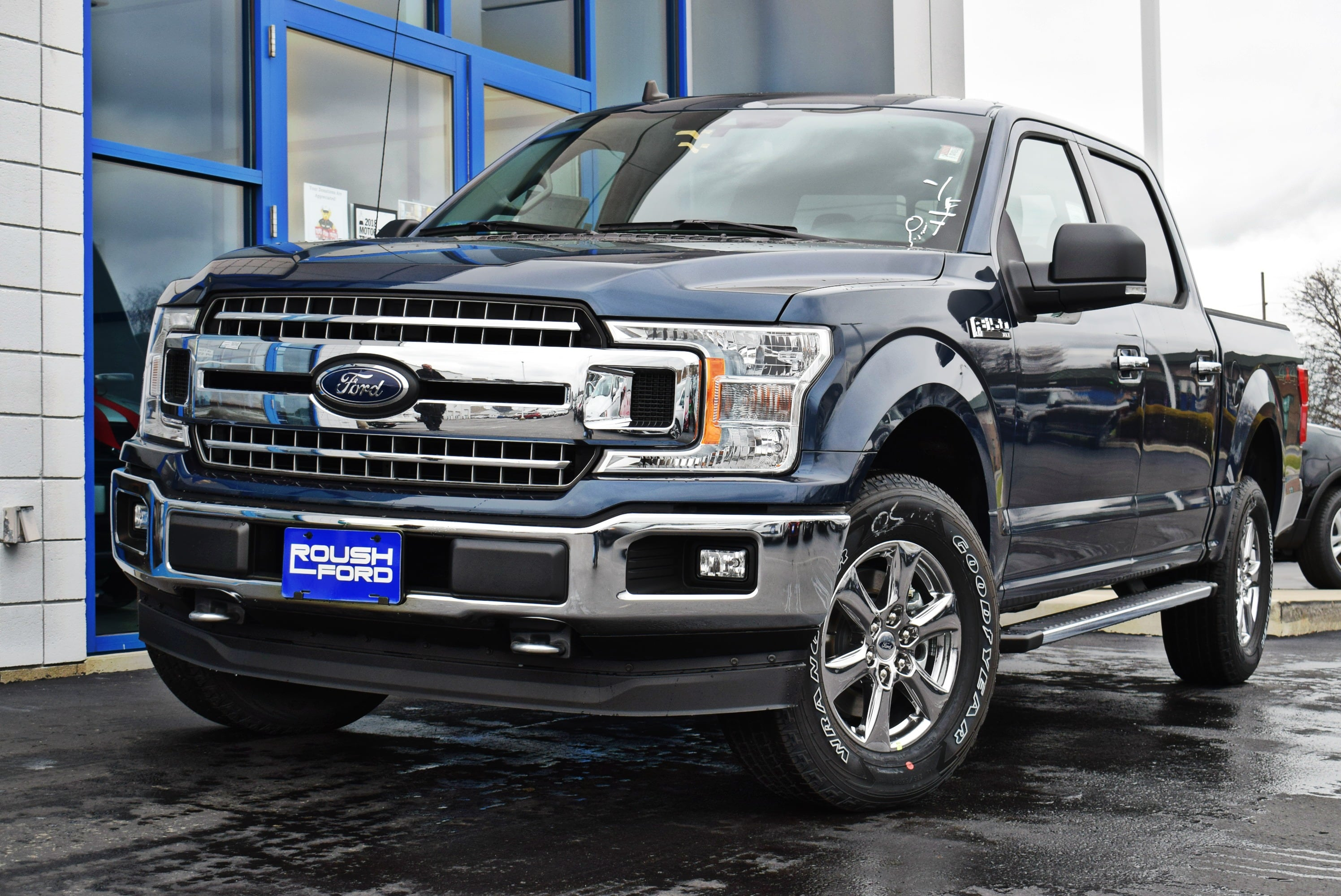 2019 F-150 SuperCrew Cab 4x4,  Pickup #T19155 - photo 4
