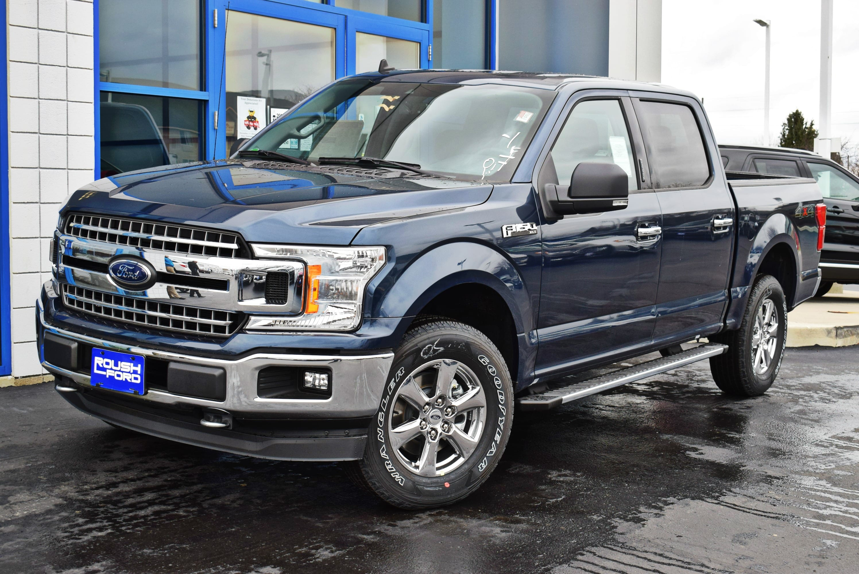 2019 F-150 SuperCrew Cab 4x4,  Pickup #T19155 - photo 5