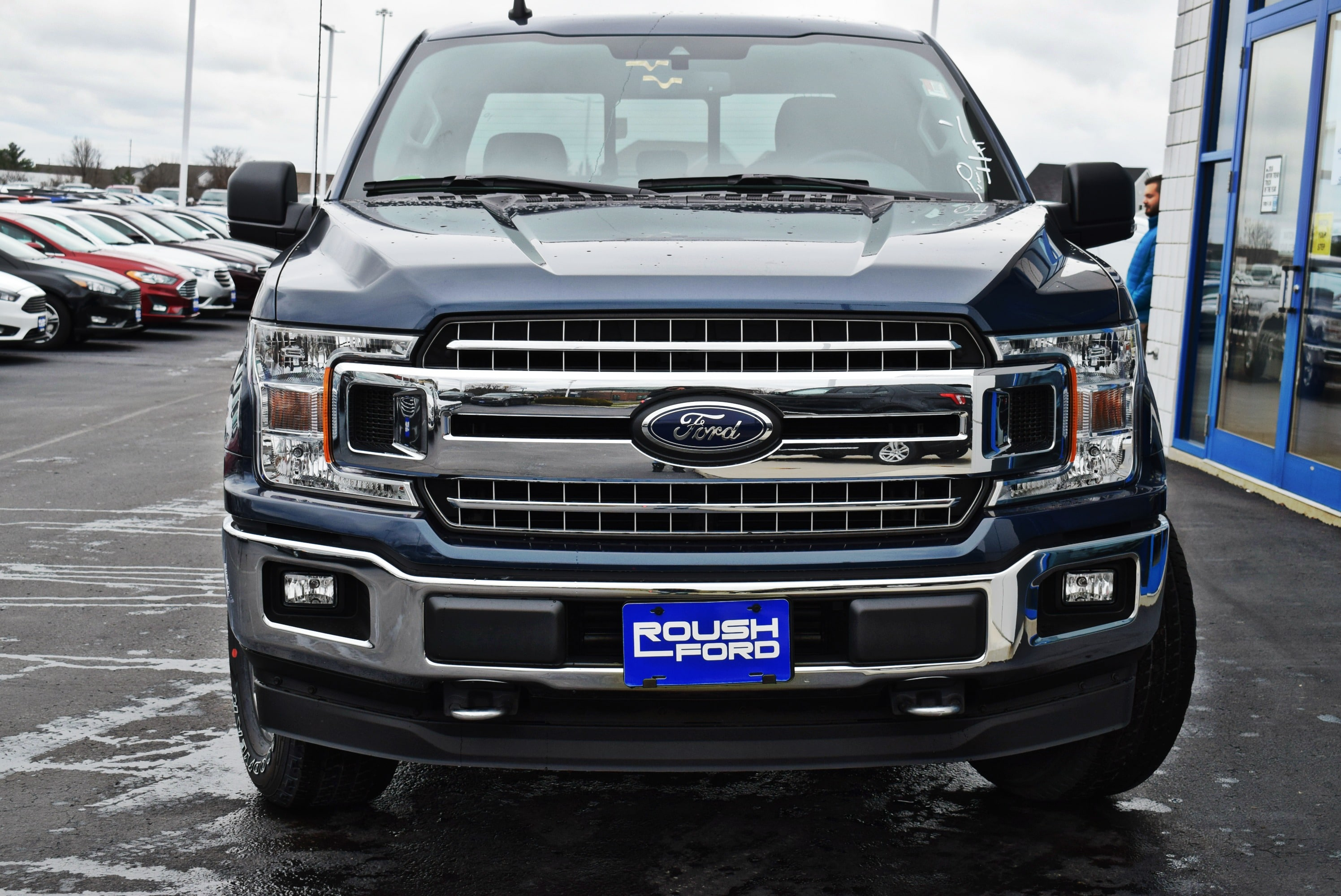 2019 F-150 SuperCrew Cab 4x4,  Pickup #T19155 - photo 6