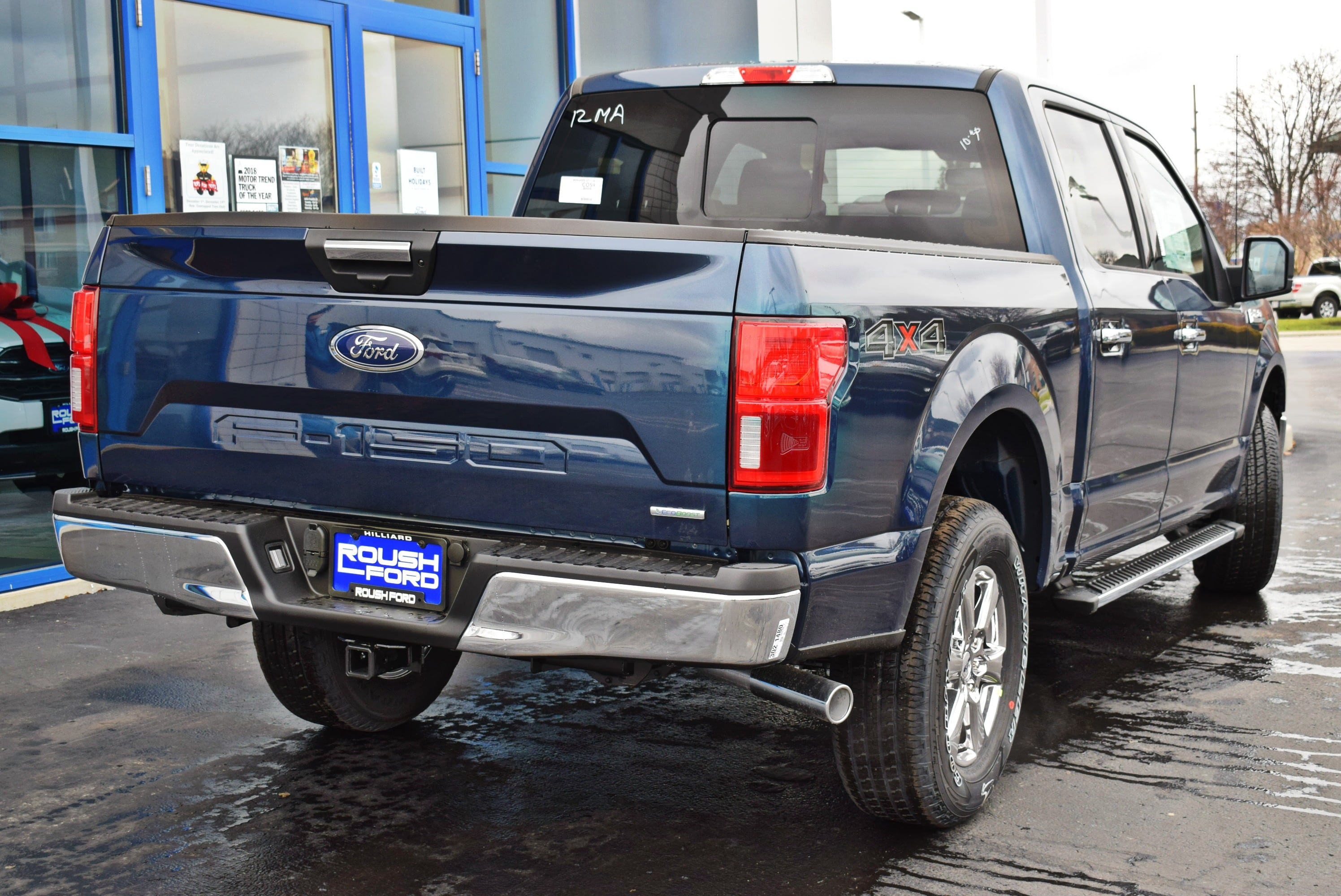 2019 F-150 SuperCrew Cab 4x4,  Pickup #T19155 - photo 2