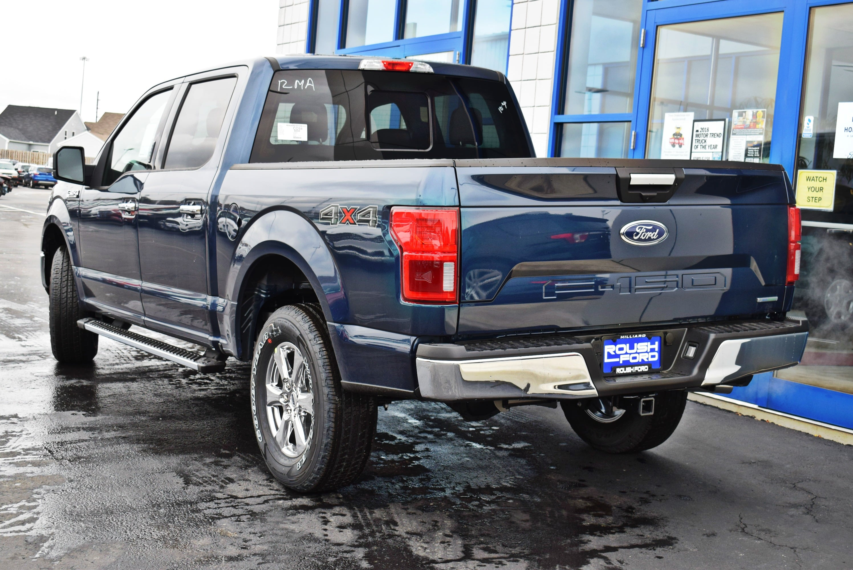 2019 F-150 SuperCrew Cab 4x4,  Pickup #T19155 - photo 9