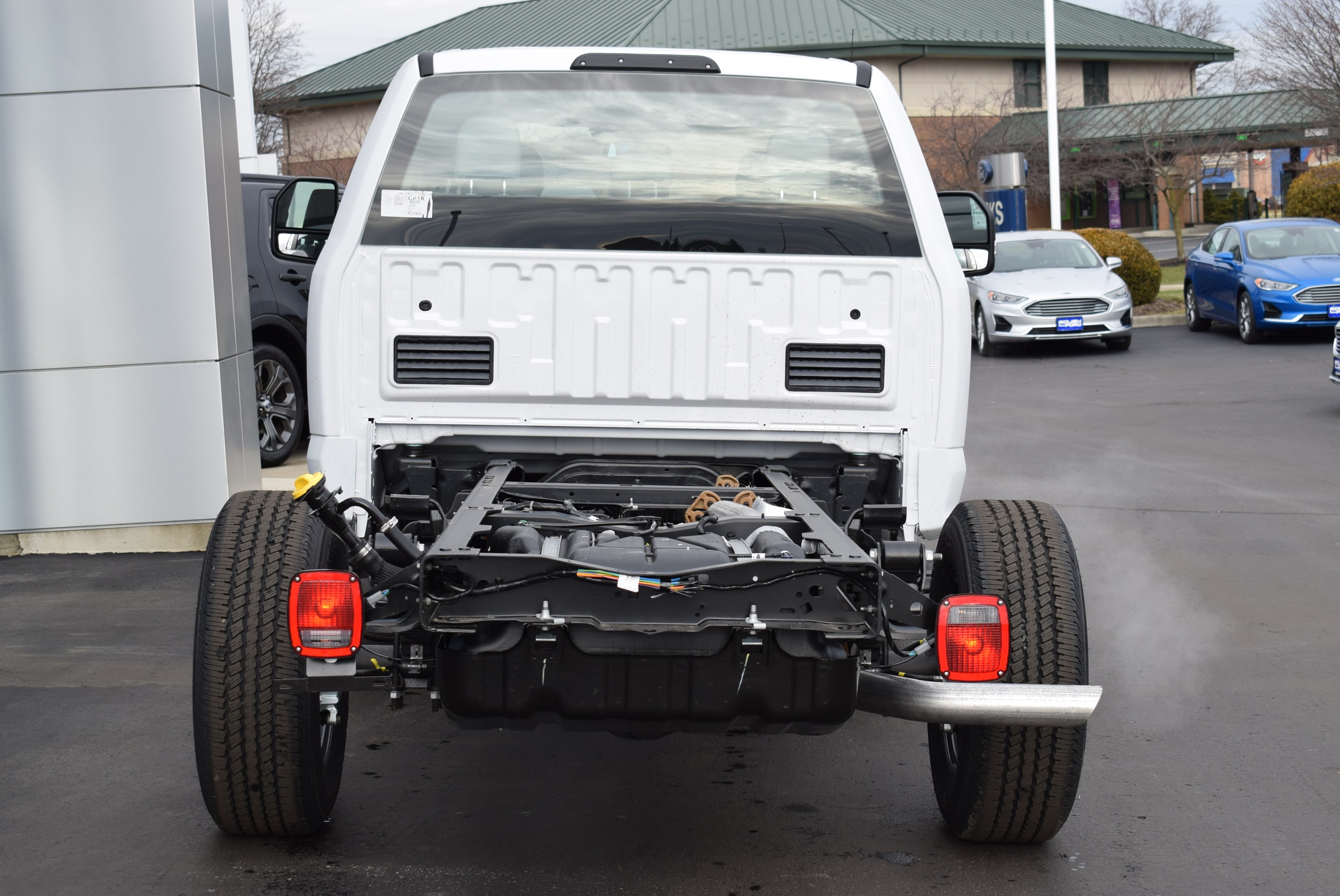 2019 F-350 Super Cab 4x2,  Cab Chassis #T19162 - photo 10