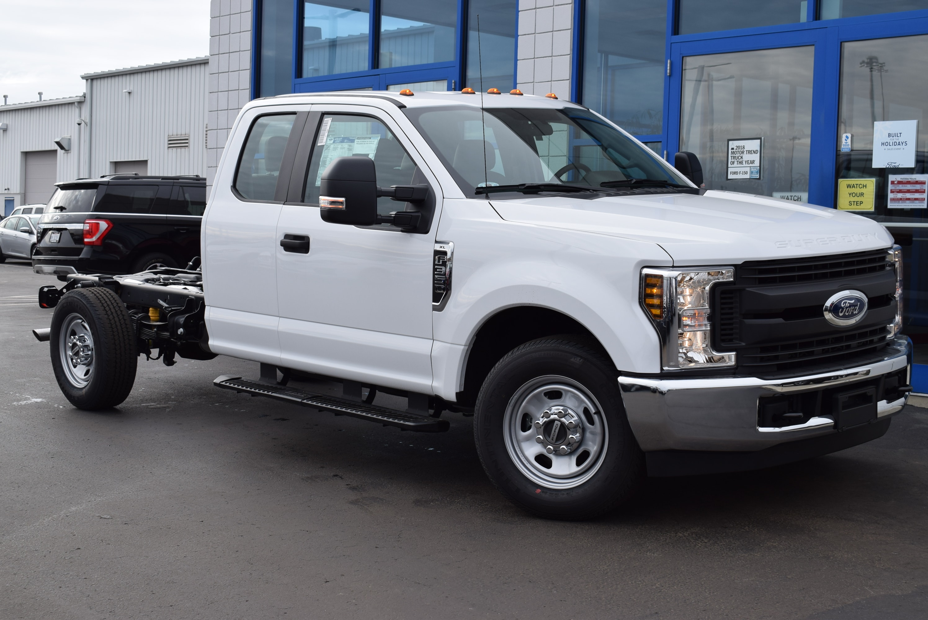 2019 F-350 Super Cab 4x2,  Cab Chassis #T19162 - photo 3