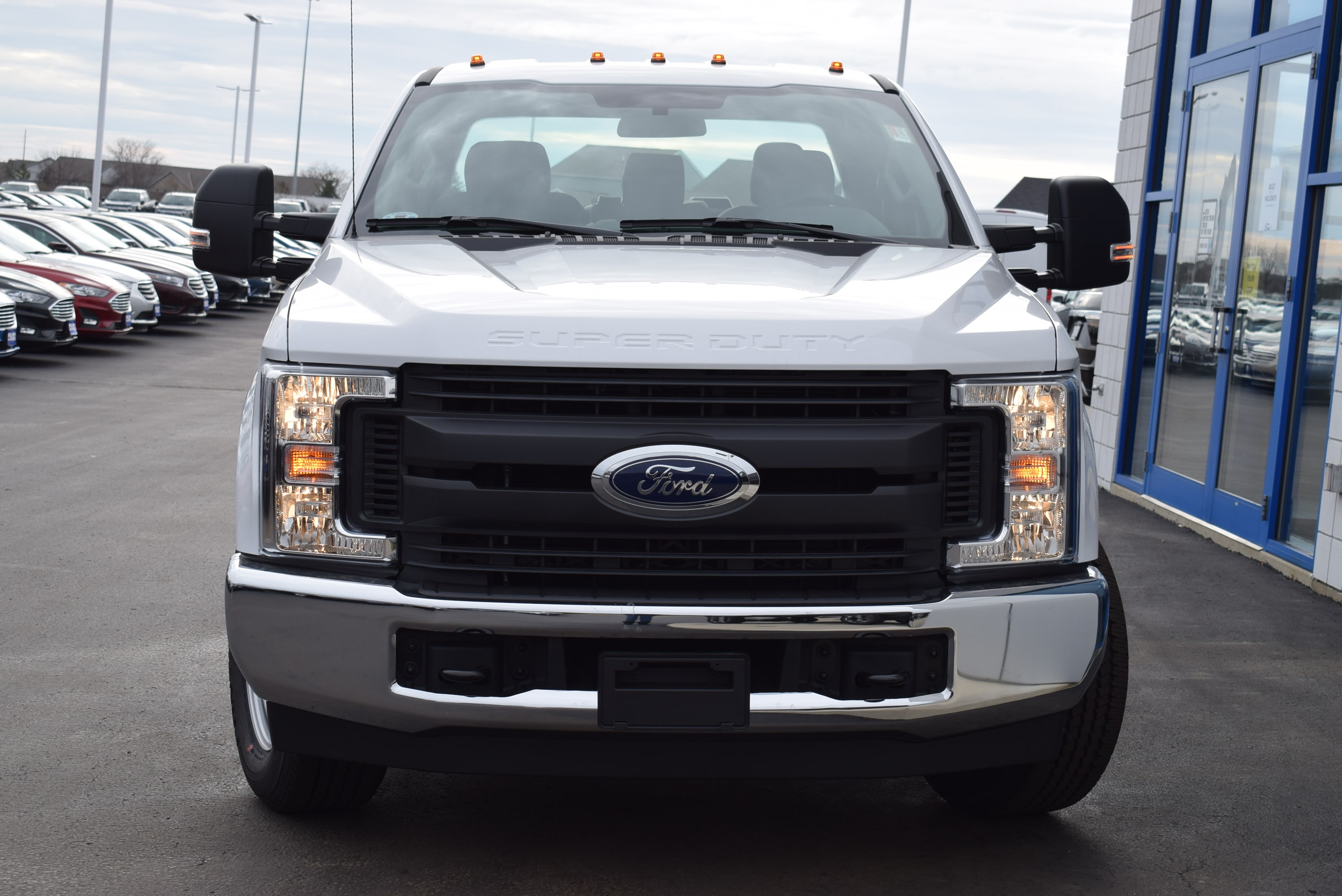 2019 F-350 Super Cab 4x2,  Cab Chassis #T19162 - photo 6