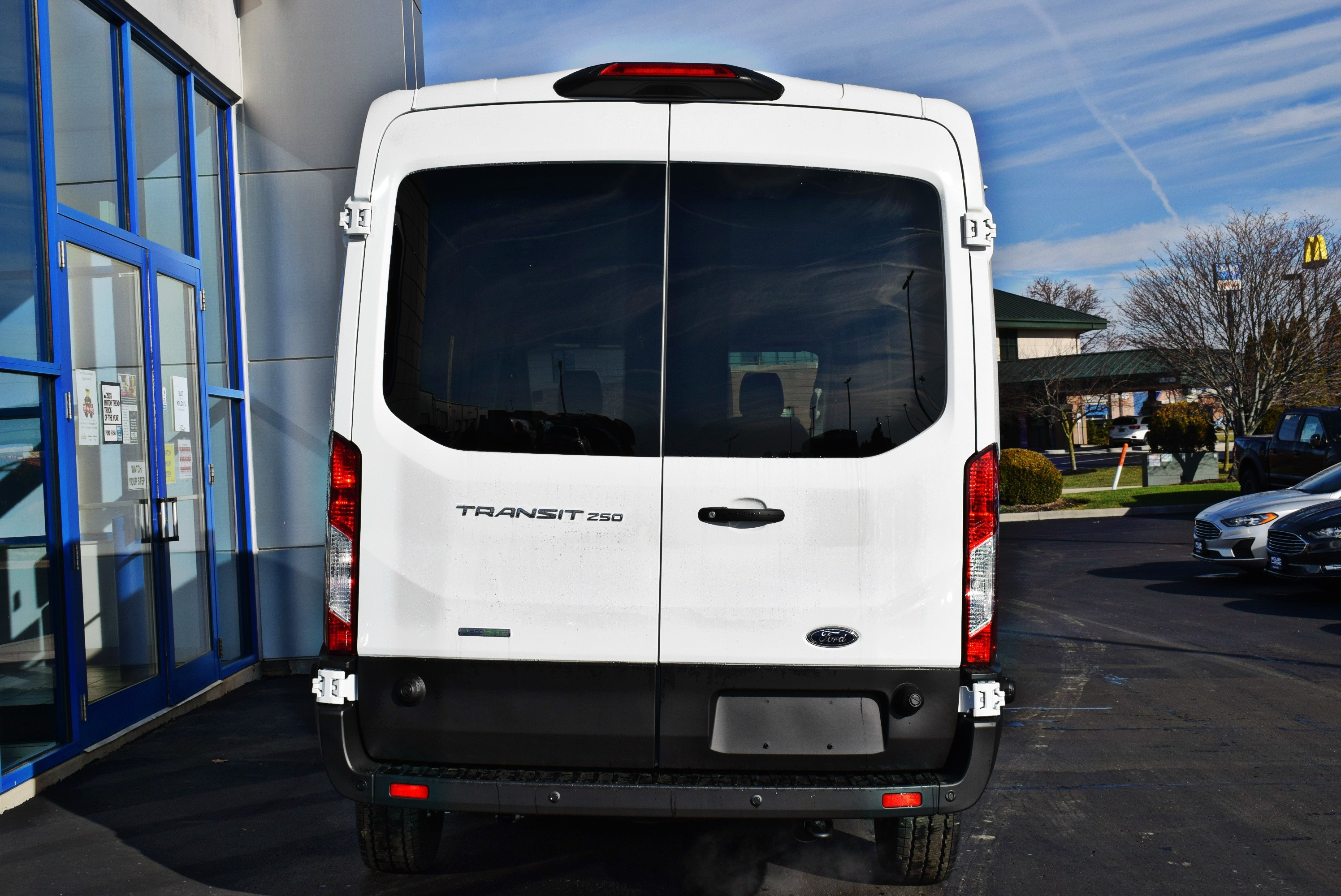 2019 Transit 150 Med Roof 4x2,  Empty Cargo Van #T19173 - photo 11