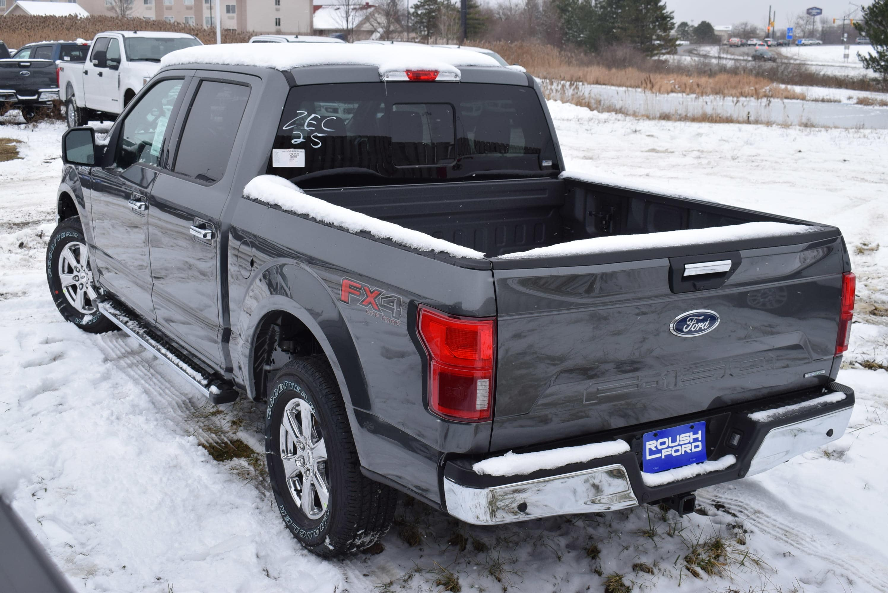 2019 F-150 SuperCrew Cab 4x4,  Pickup #T19175 - photo 2