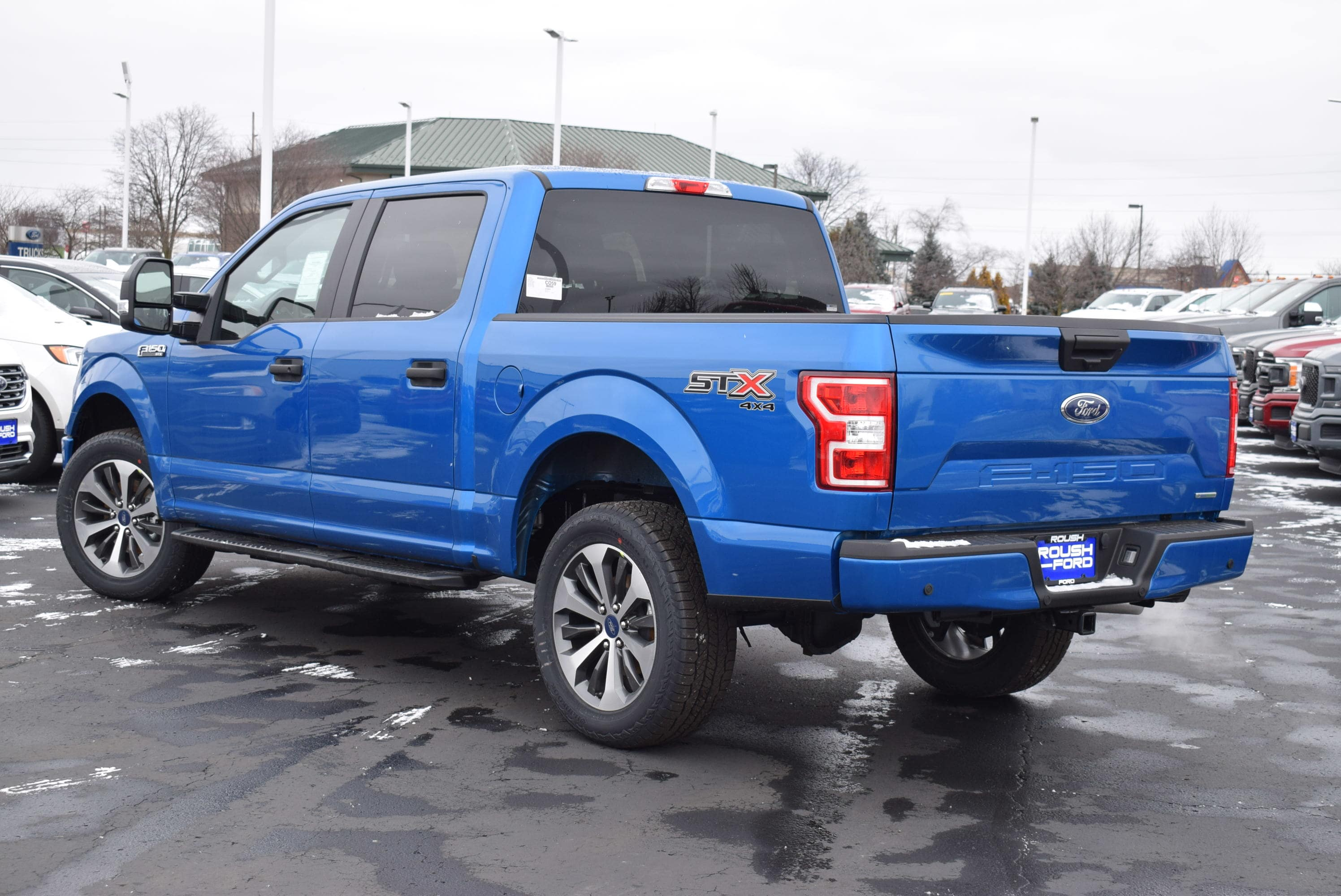 2019 F-150 SuperCrew Cab 4x4,  Pickup #T19225 - photo 2