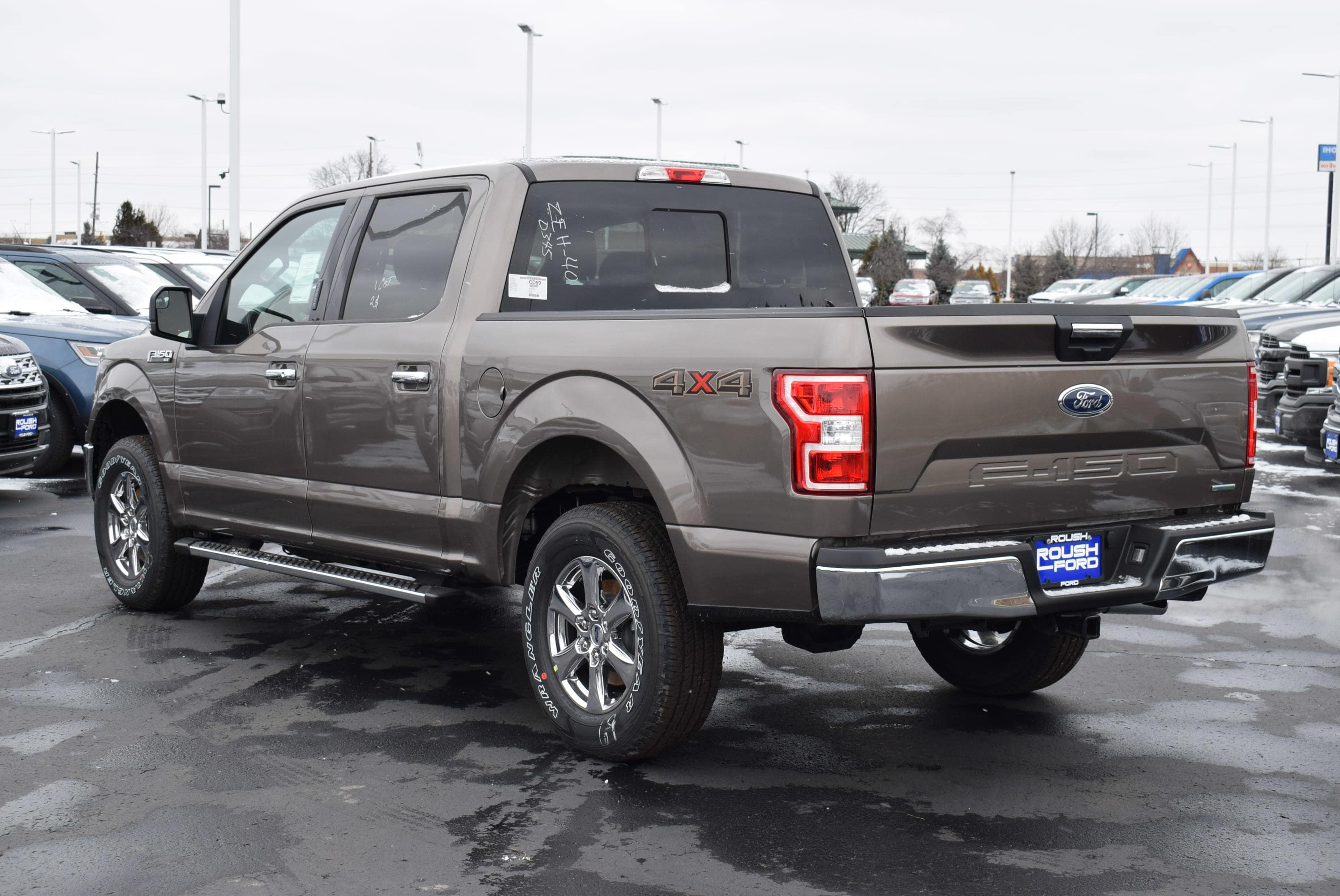 2019 F-150 SuperCrew Cab 4x4,  Pickup #T19232 - photo 2