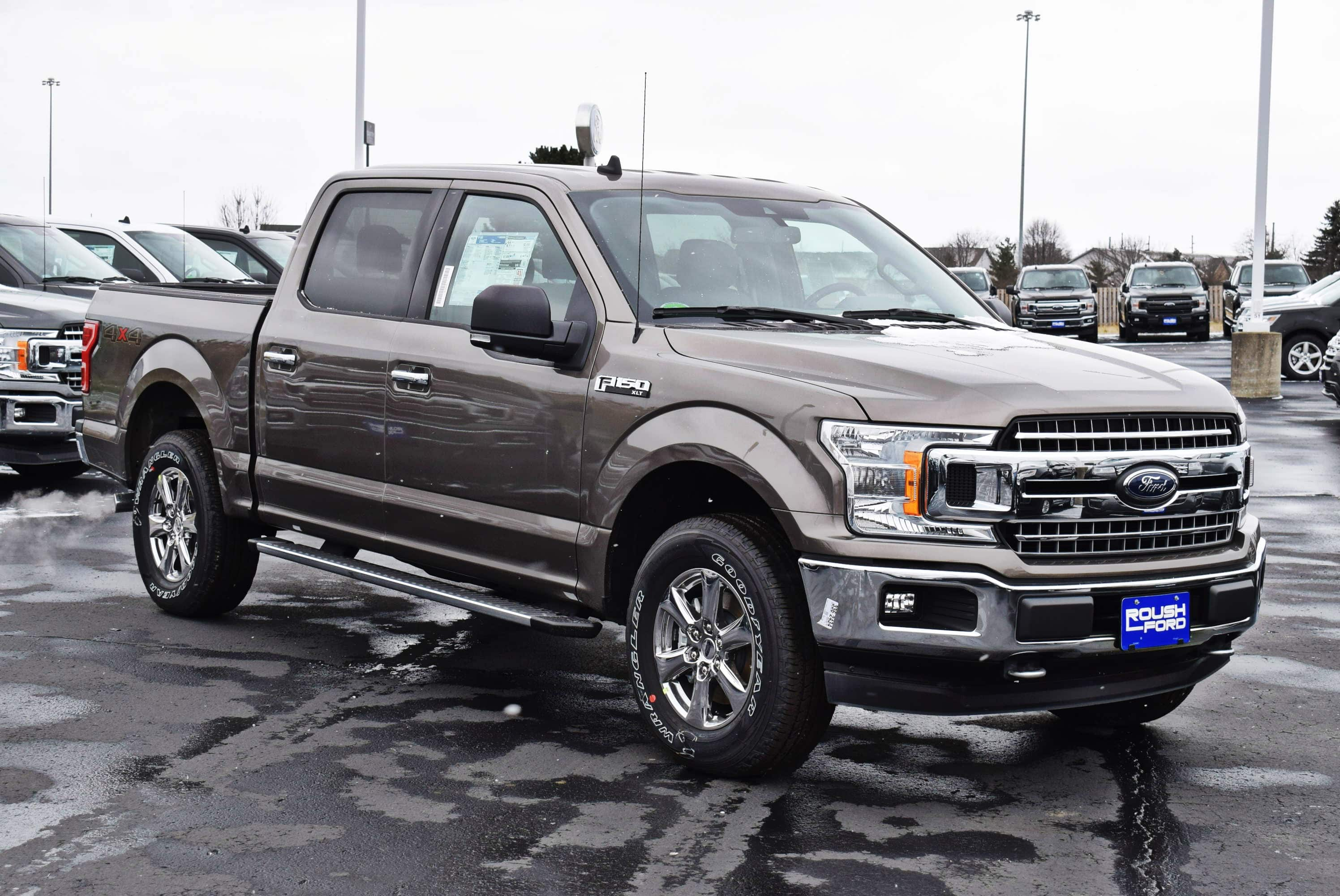 2019 F-150 SuperCrew Cab 4x4,  Pickup #T19232 - photo 1