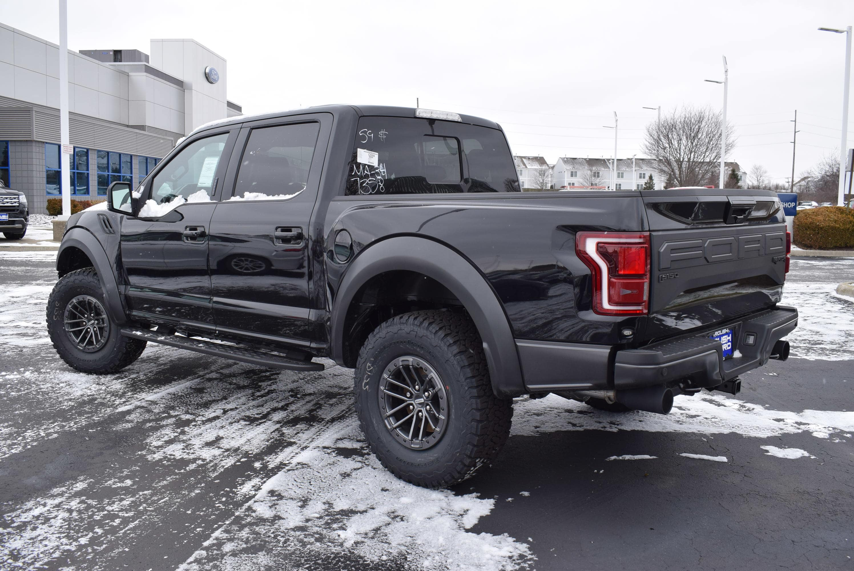 2019 F-150 SuperCrew Cab 4x4,  Pickup #T19233 - photo 2