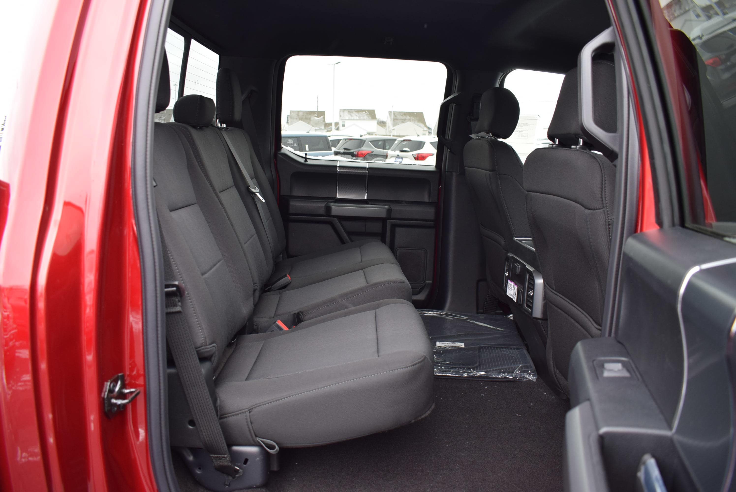 2019 F-150 SuperCrew Cab 4x4,  Pickup #T19255 - photo 4