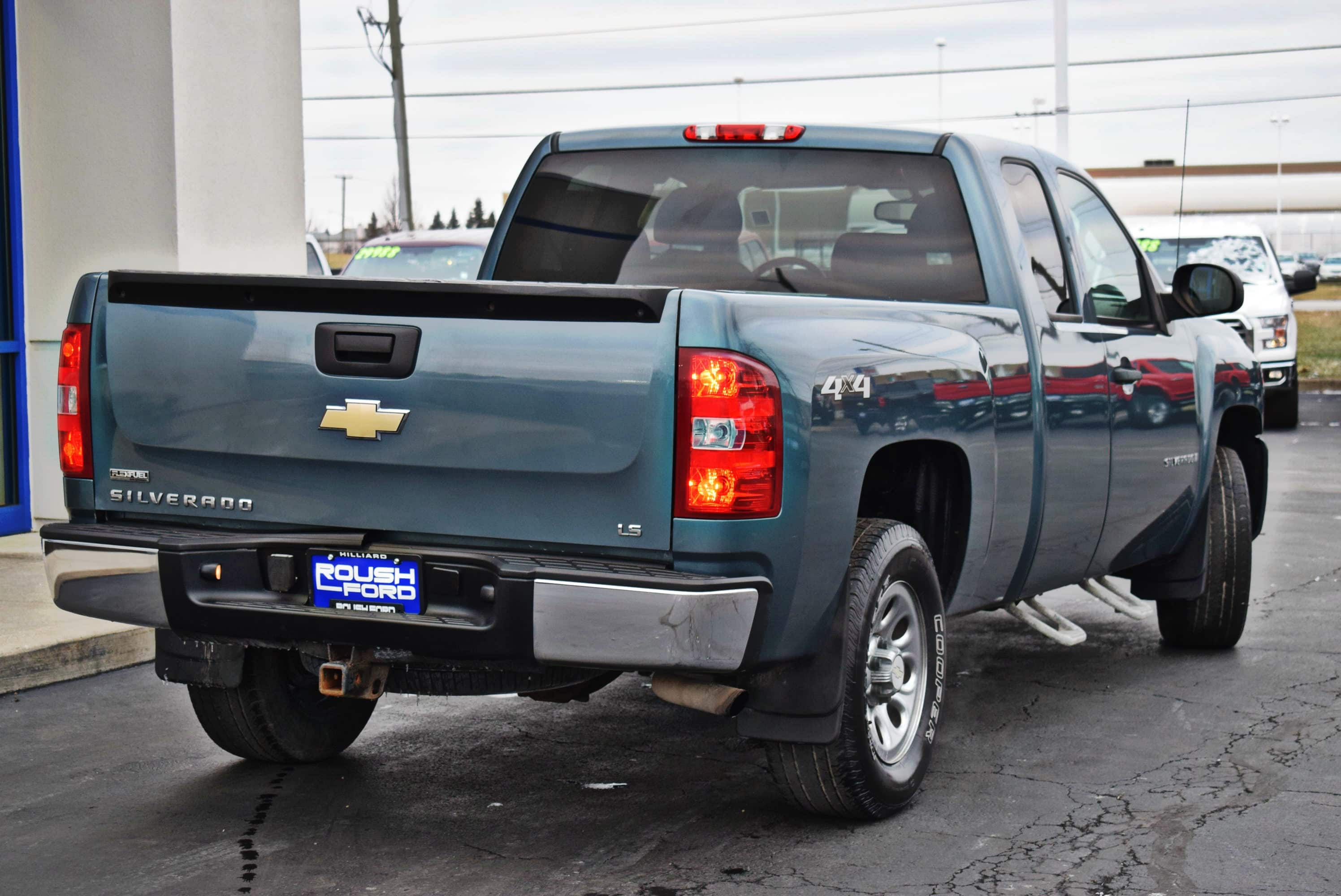 2008 Silverado 1500 Extended Cab 4x4,  Pickup #T19258A - photo 2