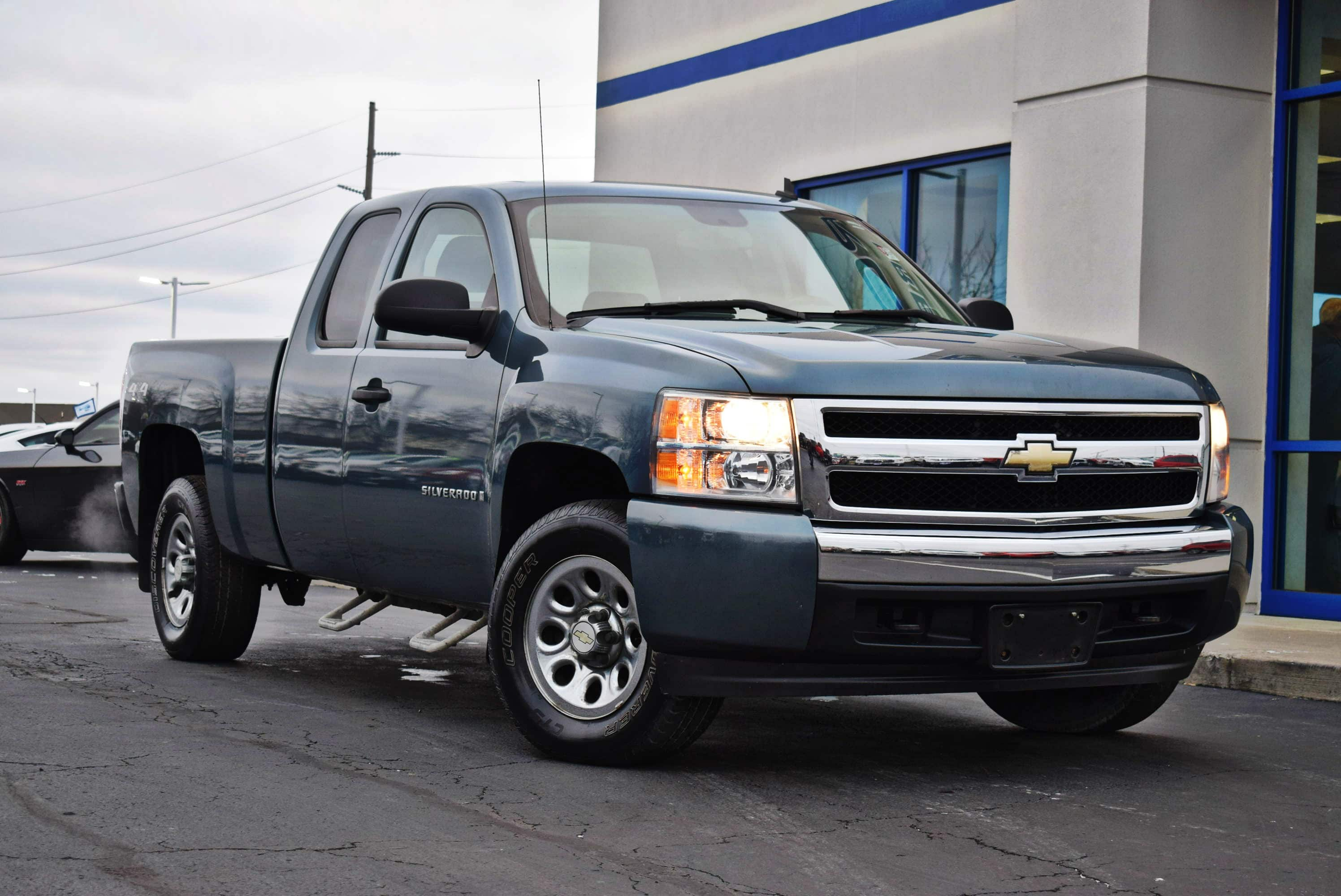 2008 Silverado 1500 Extended Cab 4x4,  Pickup #T19258A - photo 3