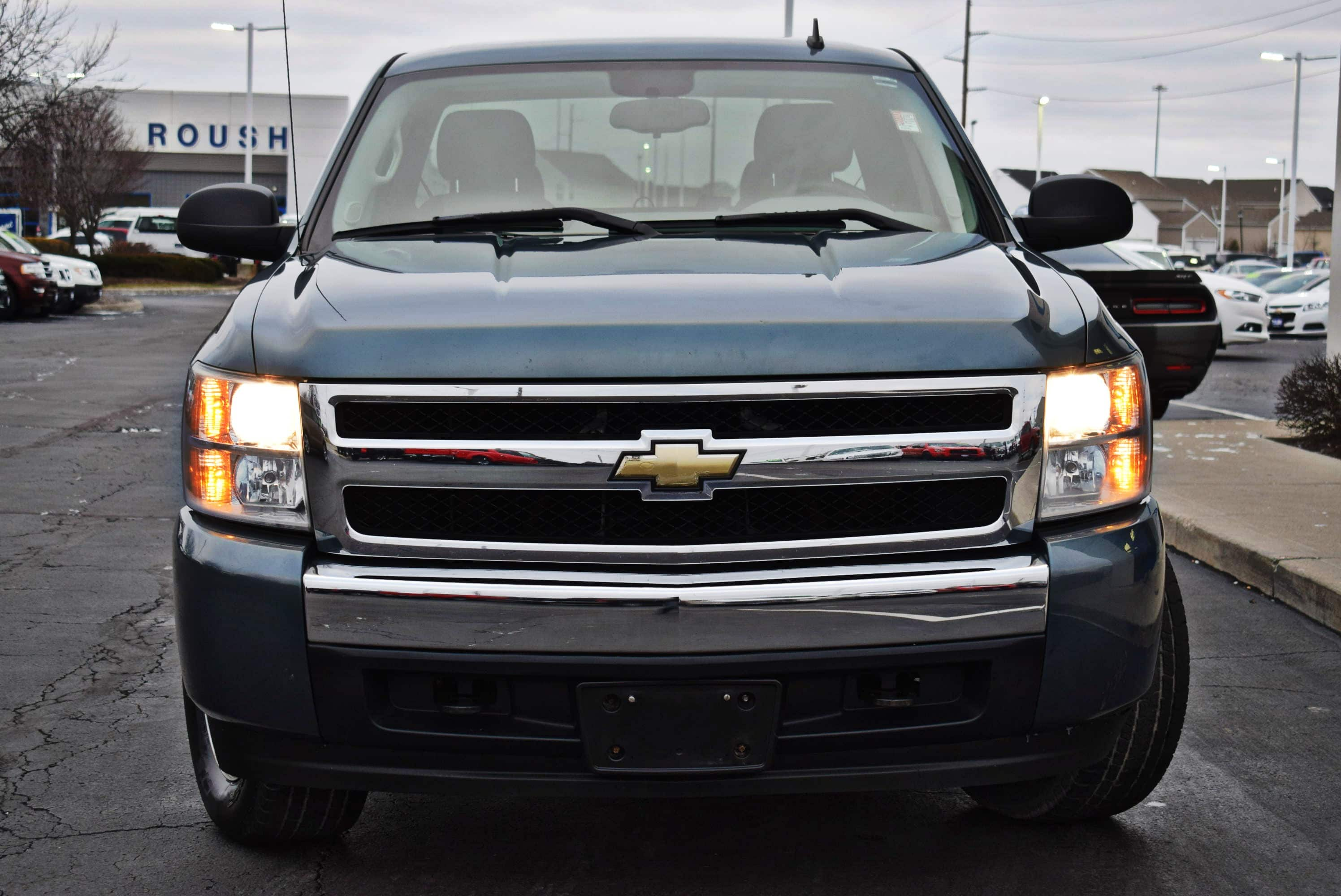 2008 Silverado 1500 Extended Cab 4x4,  Pickup #T19258A - photo 7