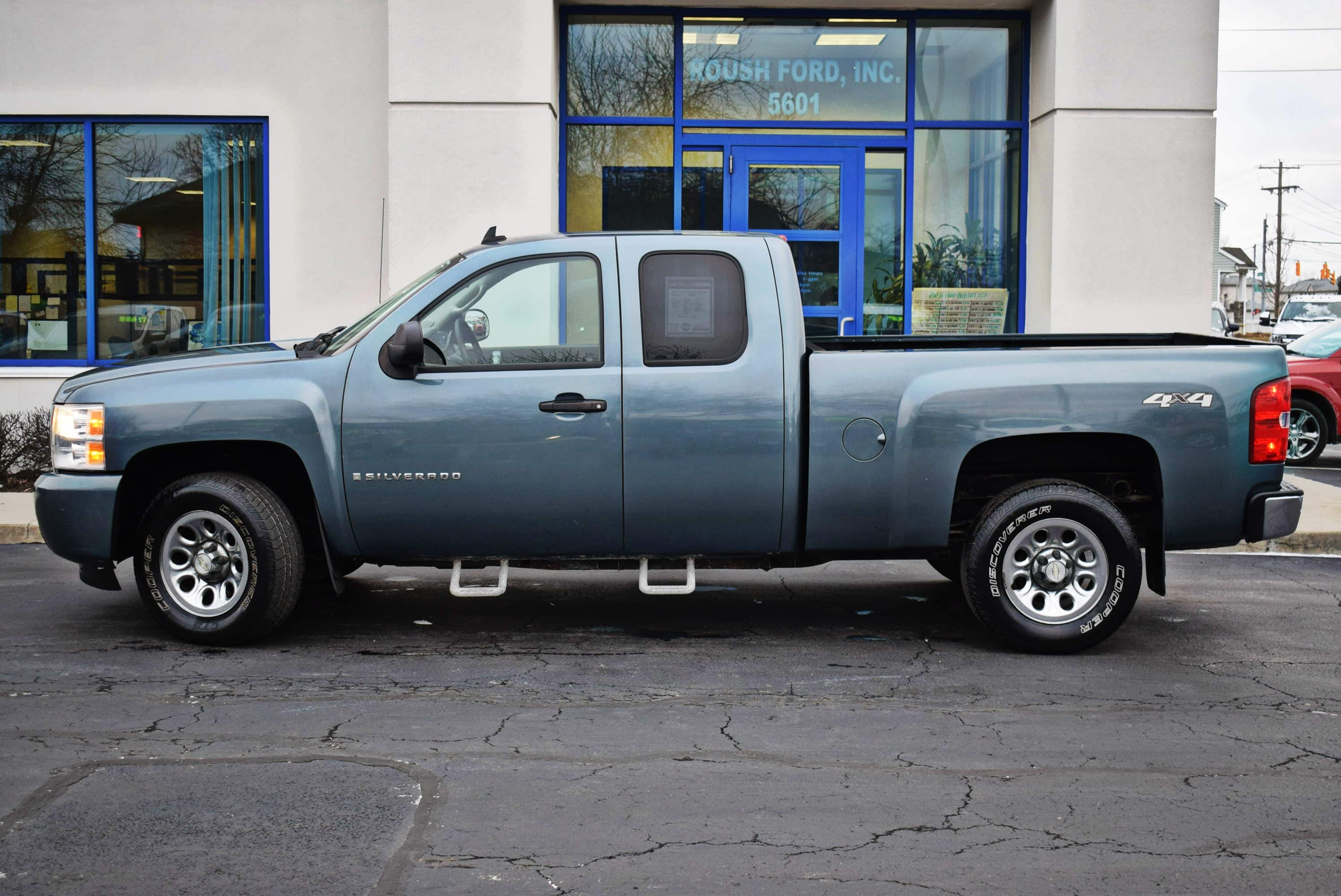 2008 Silverado 1500 Extended Cab 4x4,  Pickup #T19258A - photo 9