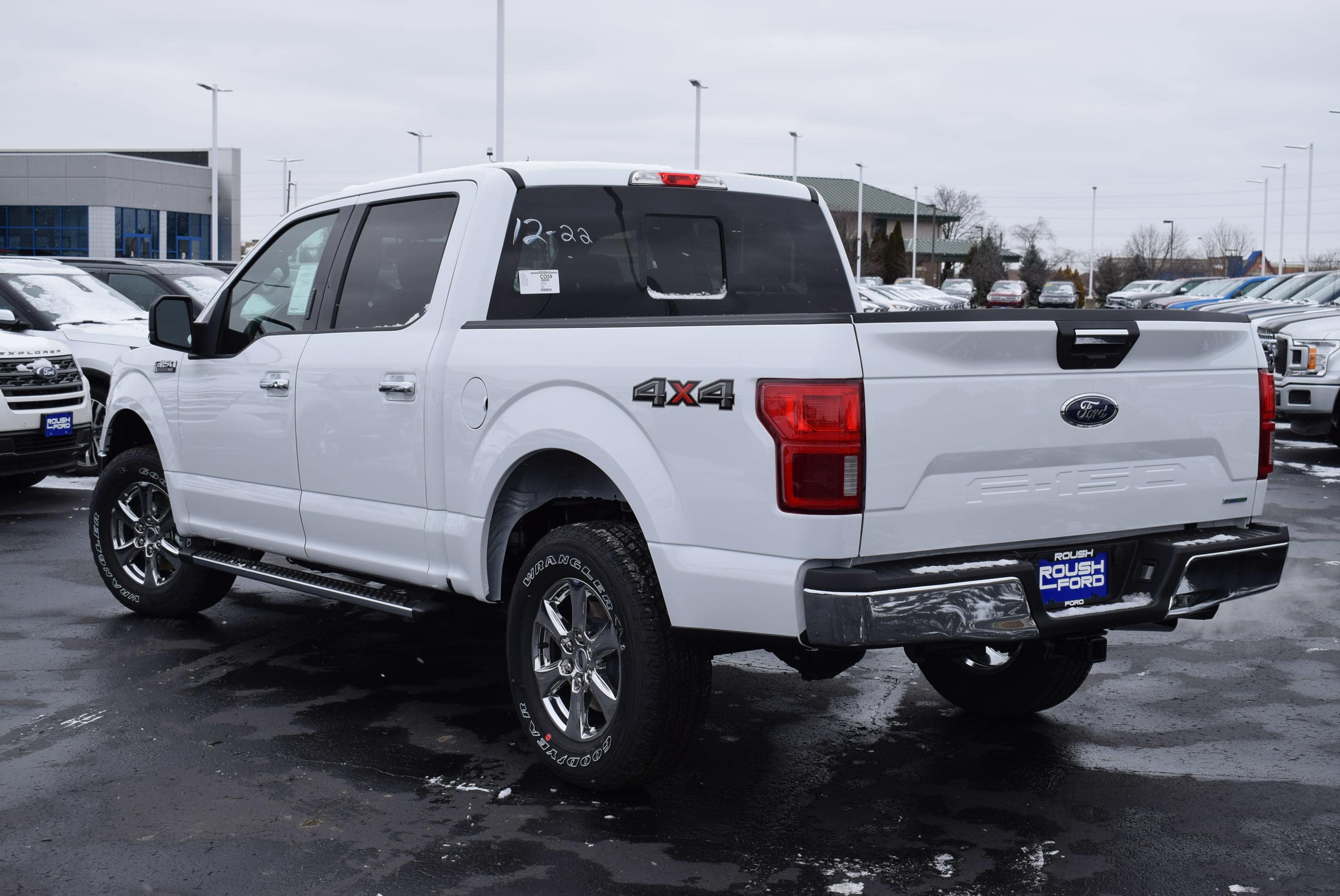 2019 F-150 SuperCrew Cab 4x4,  Pickup #T19265 - photo 2