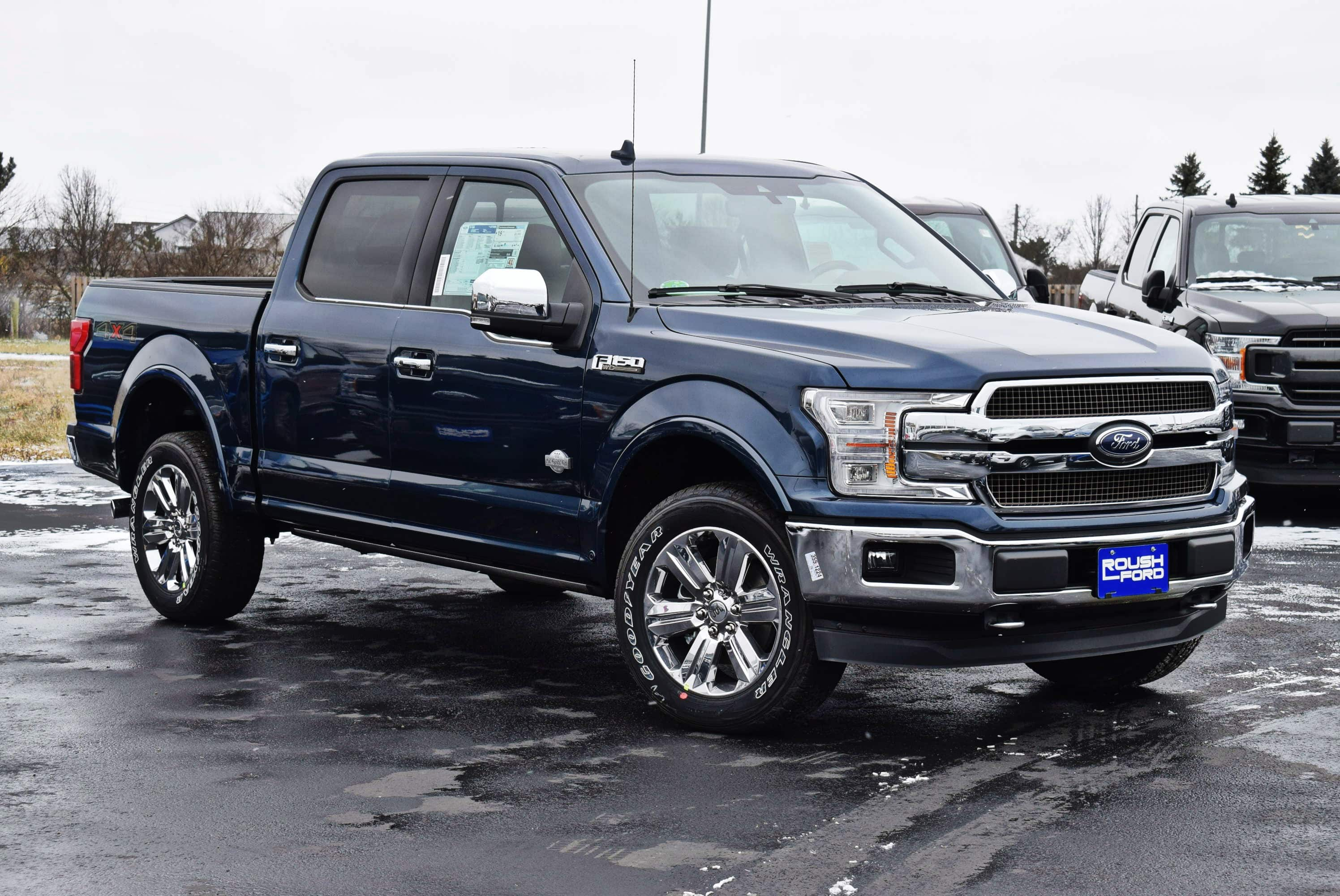 2019 F-150 SuperCrew Cab 4x4,  Pickup #T19267 - photo 1