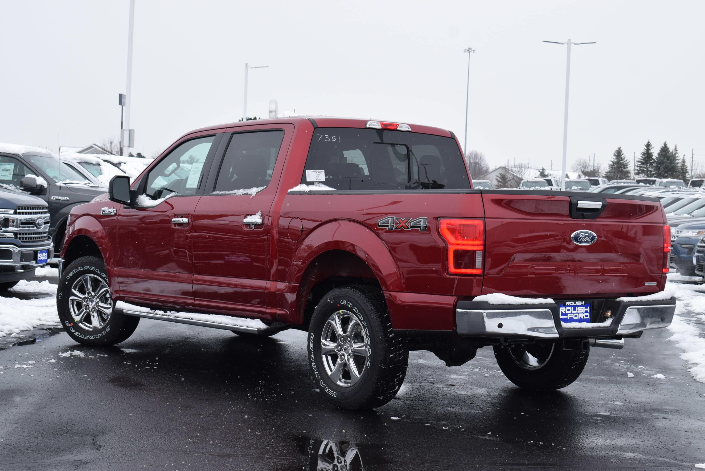 2019 F-150 SuperCrew Cab 4x4,  Pickup #T19291 - photo 2