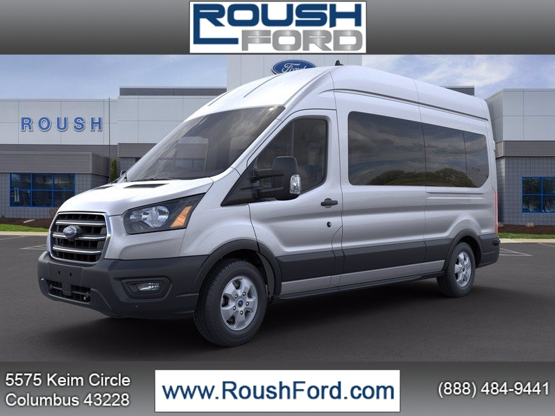 2020 Ford Transit 350 High Roof 4x2, Passenger Wagon #T201013 - photo 1