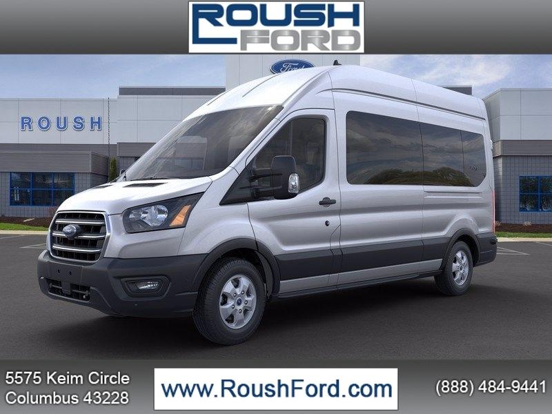 2020 Ford Transit 350 High Roof 4x2, Passenger Wagon #T201031 - photo 1