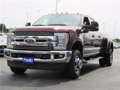 2017 F-350 Crew Cab DRW 4x4 Pickup #TD171027 - photo 5