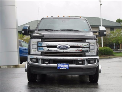 2017 F-350 Crew Cab DRW 4x4 Pickup #TD17915 - photo 4
