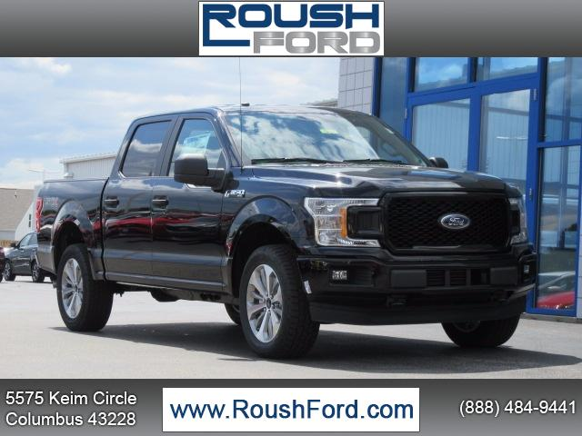 2018 F-150 Crew Cab 4x4 Pickup #TD18007 - photo 1
