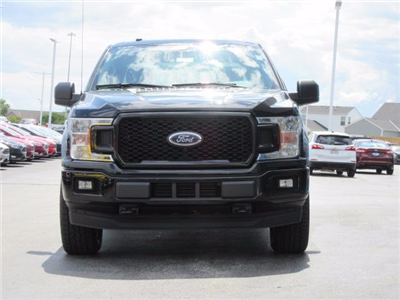 2018 F-150 Crew Cab 4x4 Pickup #TD18007 - photo 4