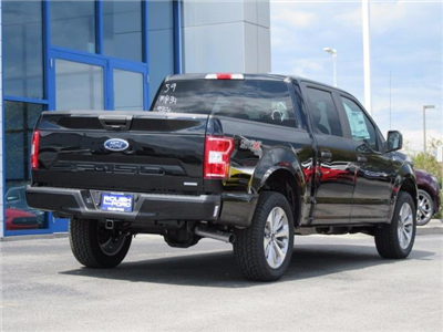 2018 F-150 Crew Cab 4x4 Pickup #TD18007 - photo 2