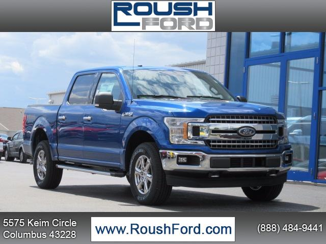 2018 F-150 Crew Cab 4x4 Pickup #TD18010 - photo 1